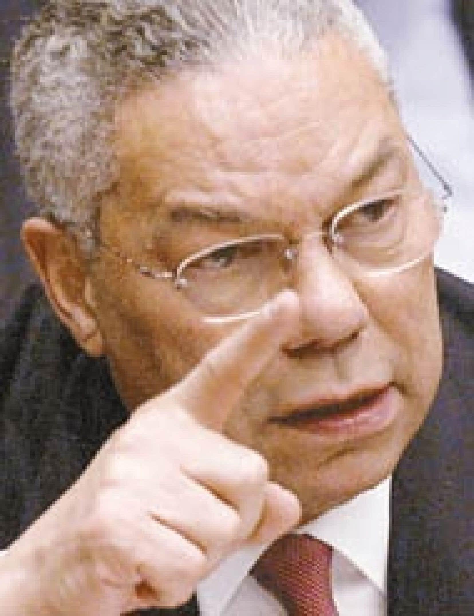 Pendant près de 90 minutes, comme prévu, M. Powell a aligné des faits ou des arguments visant à démontrer que depuis le retour des inspecteurs de l'ONU, en décembre dernier, les Irakiens leur cachent systématiquement des documents, du matériel