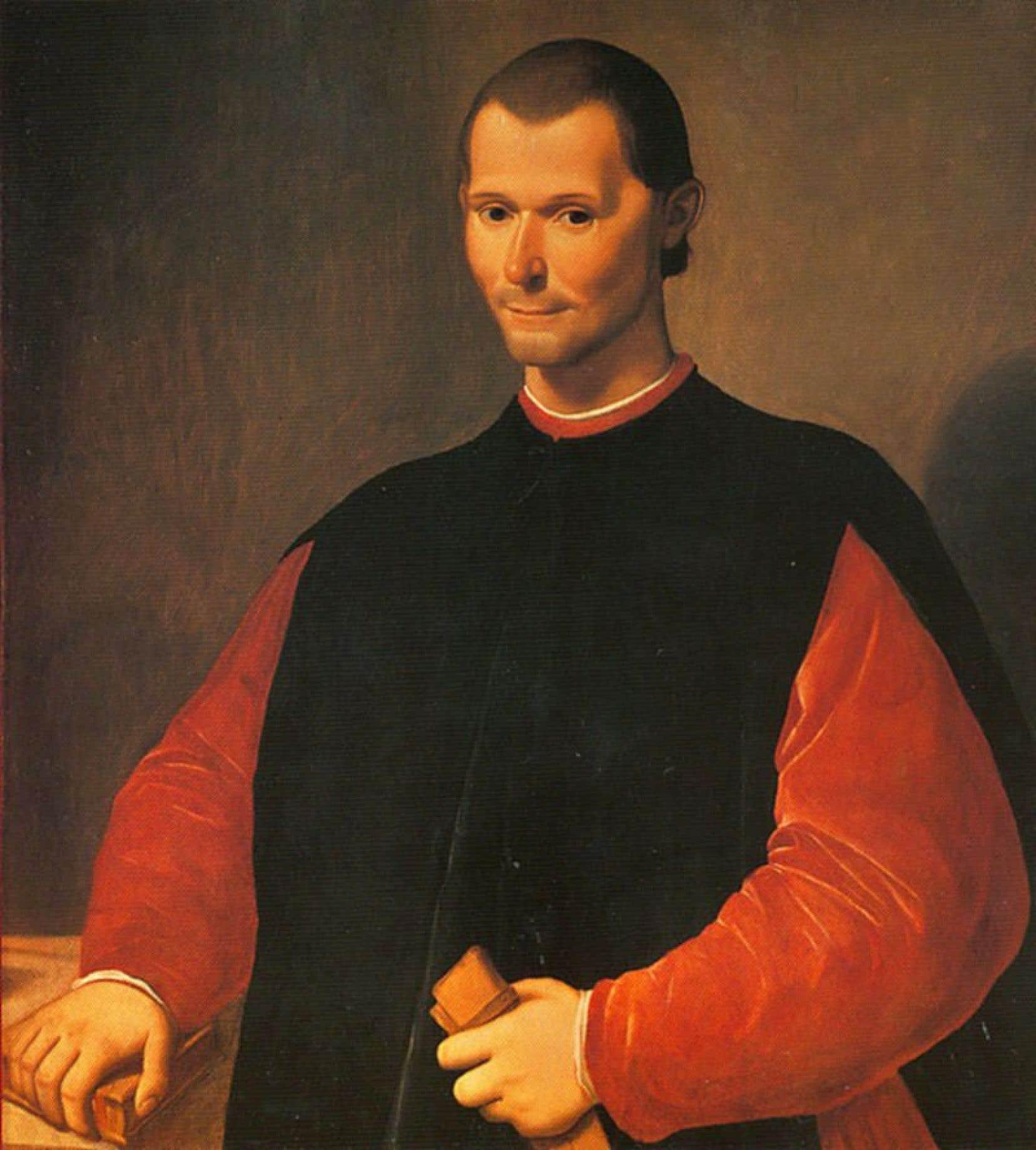 En son temps, fatigué d'être témoin et victime de la corruption, le philosophe italien Machiavel se met à la recherche des stratagèmes et des mécanismes qui causent celle-ci. Un peu à la manière de notre commission Charbonneau.