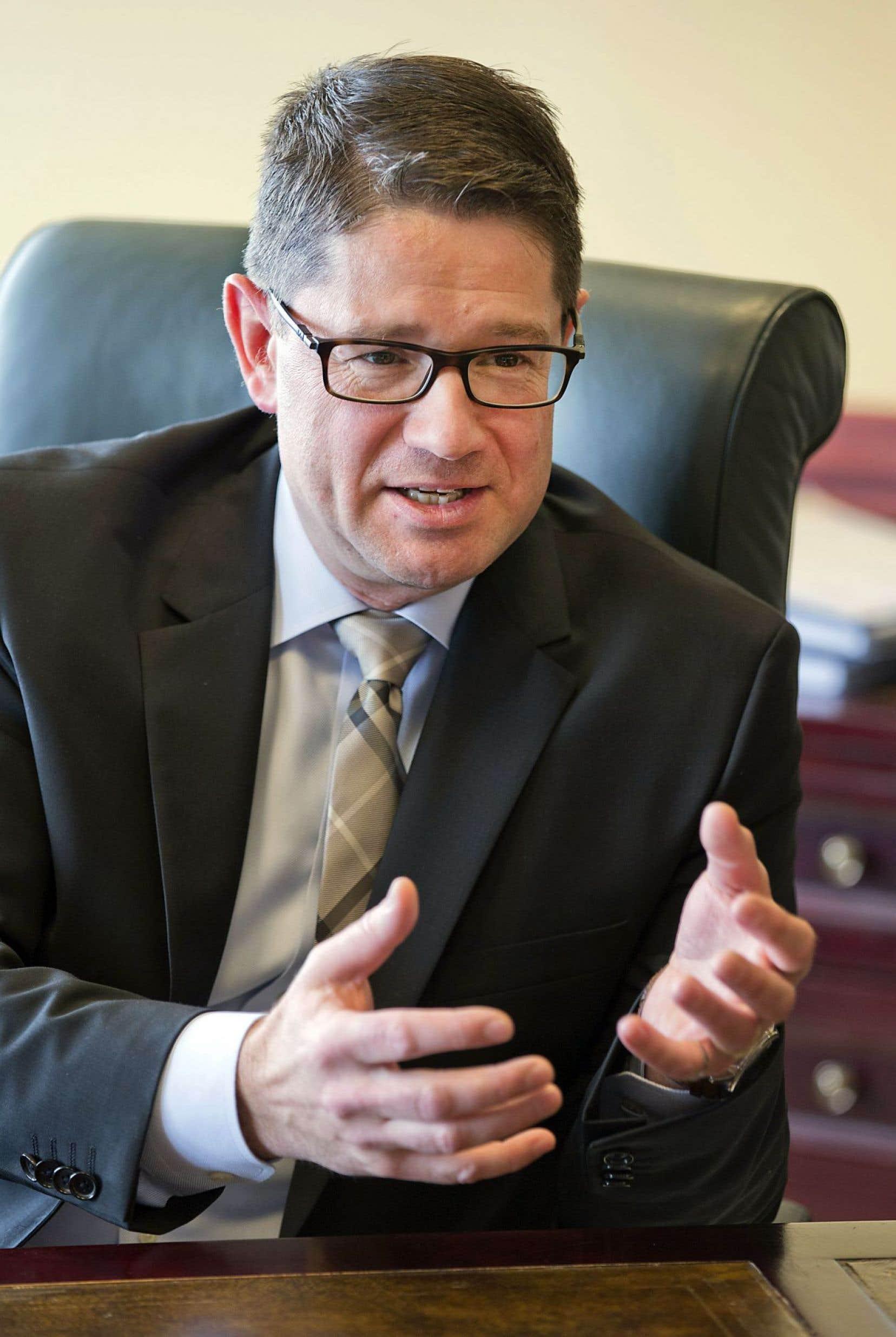 Éric Martel, nouveau p.-d.g. d'Hydro-Québec