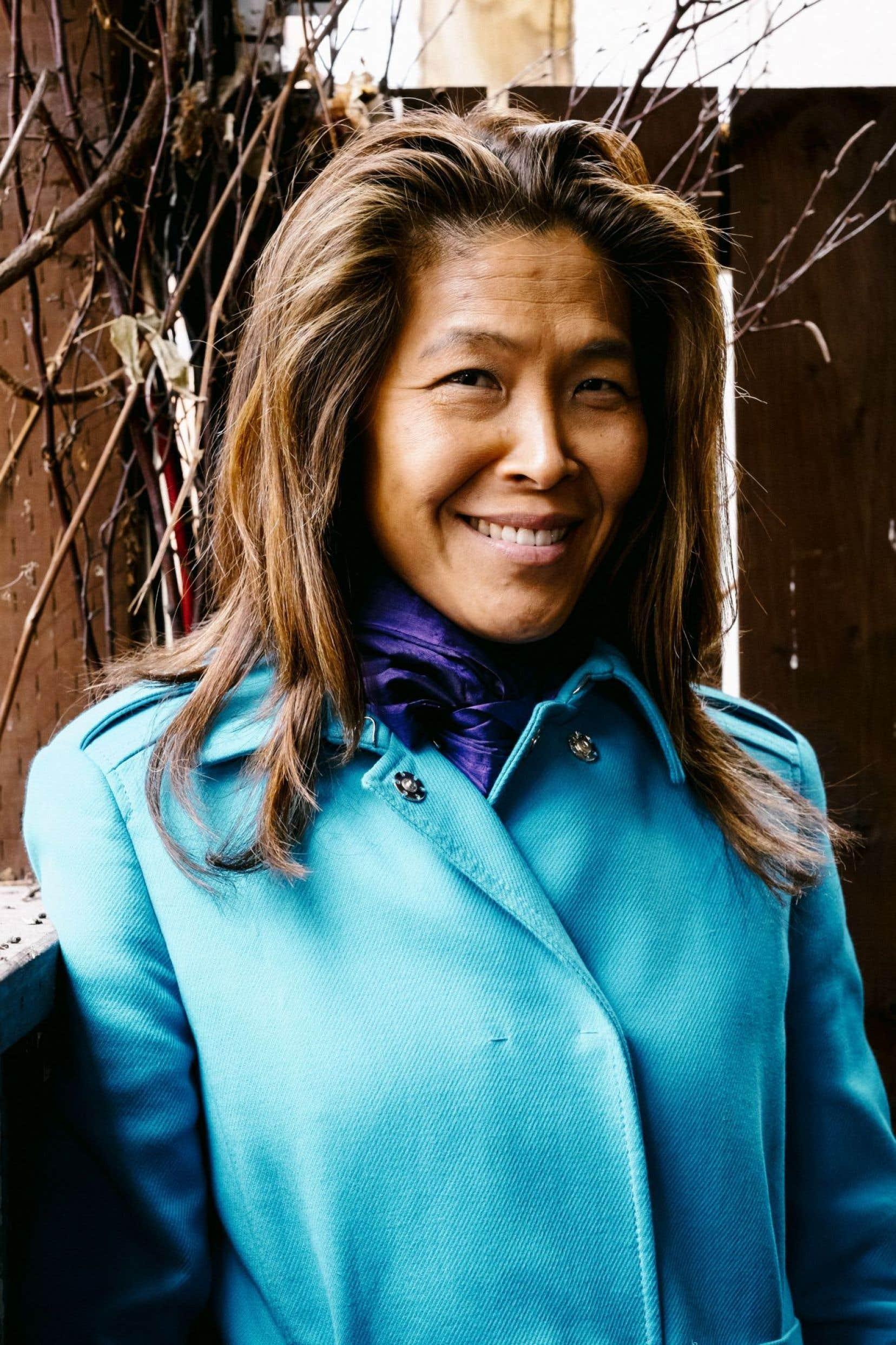 La bâtonnière du Québec Lu Chan Khuong