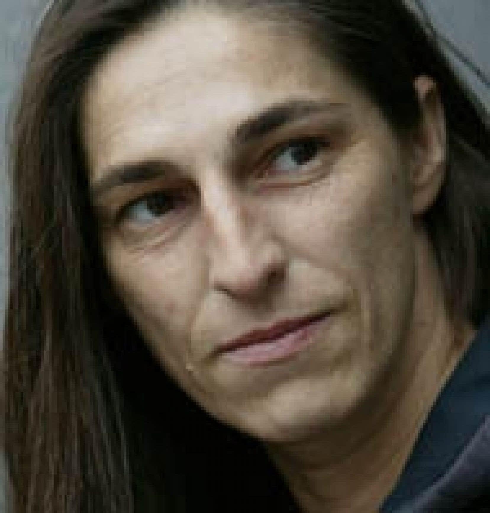 La cinéaste française Valérie Minetto est de passage au Québec dans le cadre du FNC.