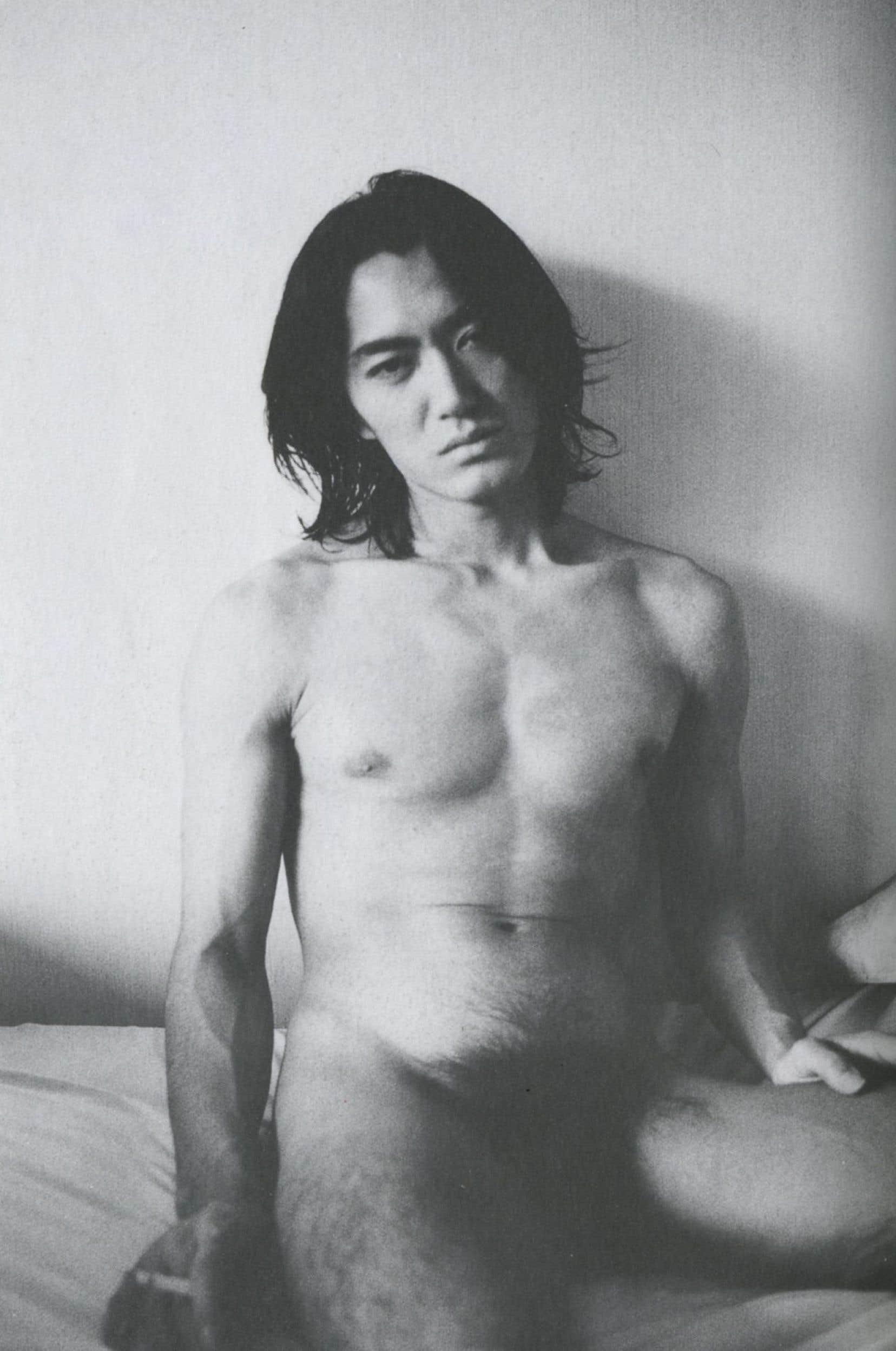 Photo prise par Sakiko Nomura, tirée de sa série «Naked Time», 1997