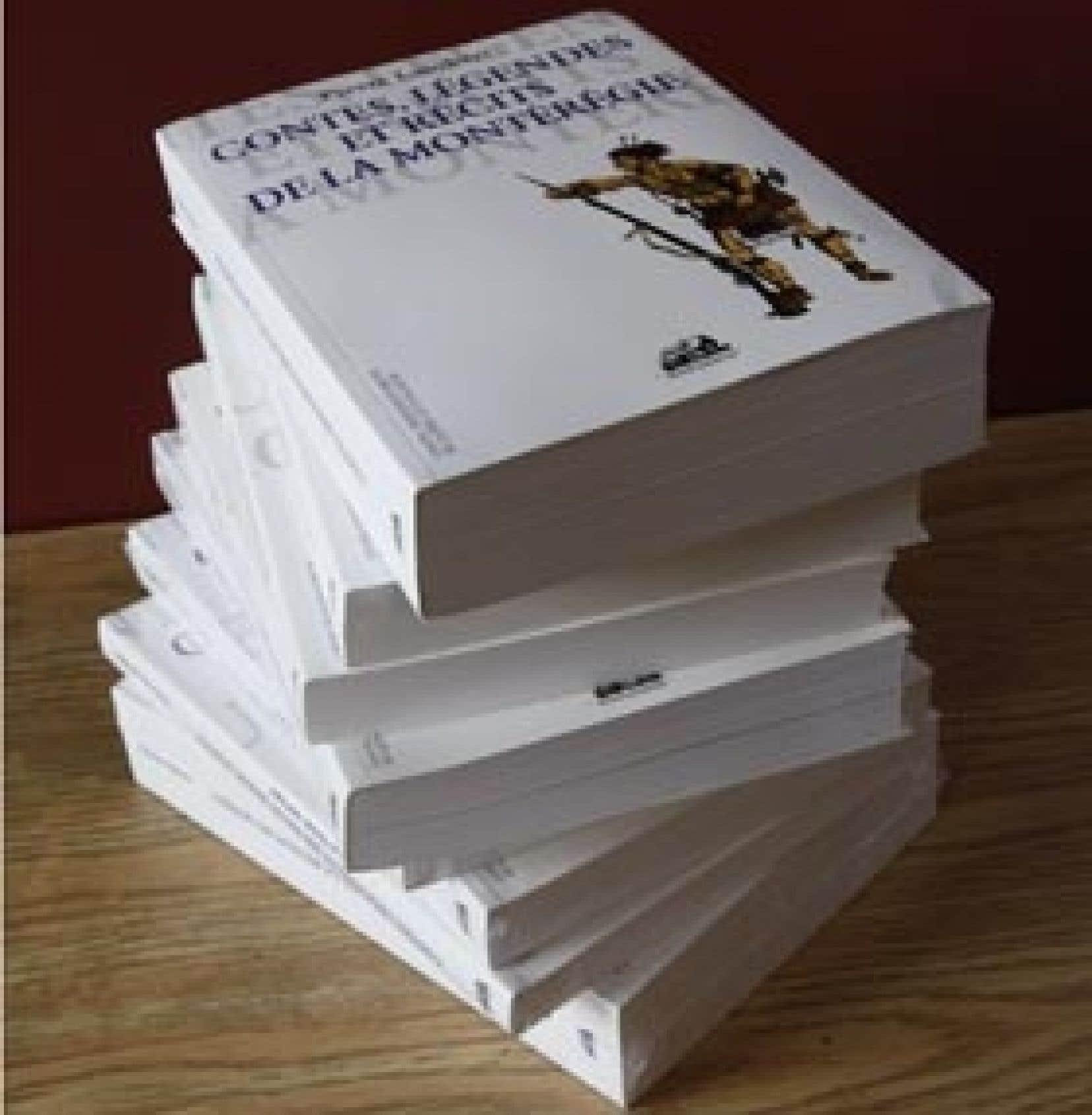 Contes, légendes et récits de la Montérégie fait partie d'une impressionnante collection que les Éditions Trois-Pistoles, dirigées par Victor-Lévy Beaulieu, ont lancée en 2004.