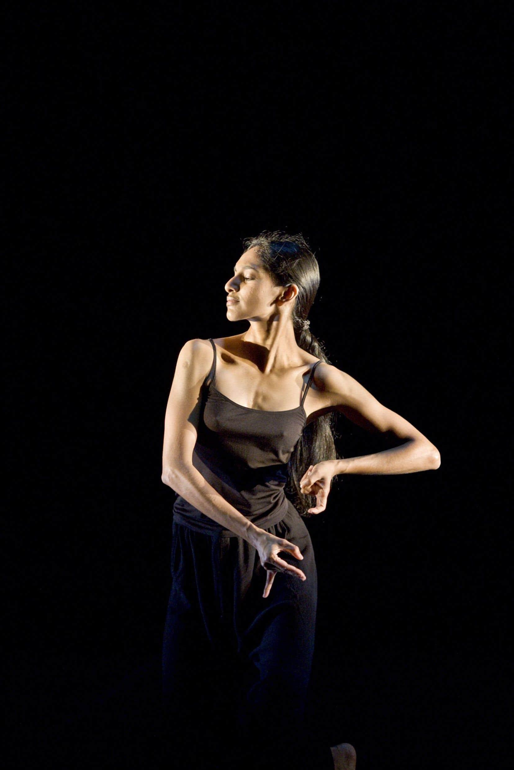 Pour Shantala Shivalingappa, qui devient sujet d'un documentaire réalisé par Ezra Belotte-Cousineau, la vie et la danse forment un parfait continuum.