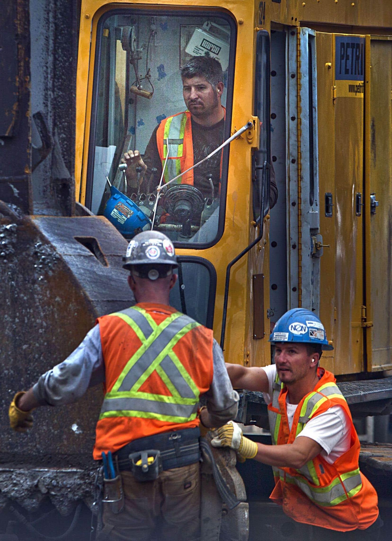 L'économie québécoise s'est contractée au deuxième trimestre, sans pour autant inquiéter les économistes.