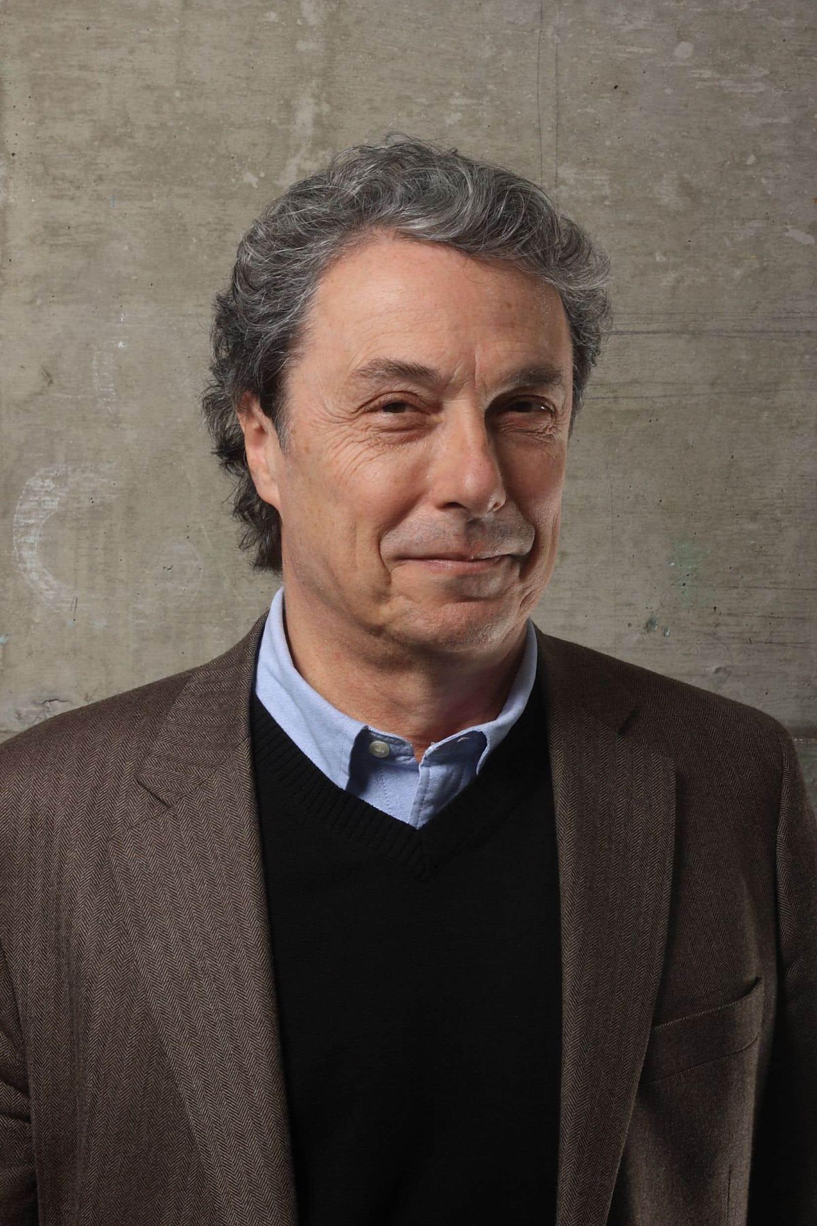 Michel Max Raynaud, professeur à l'École d'urbanisme et d'architecture de paysage de l'Université de Montréal