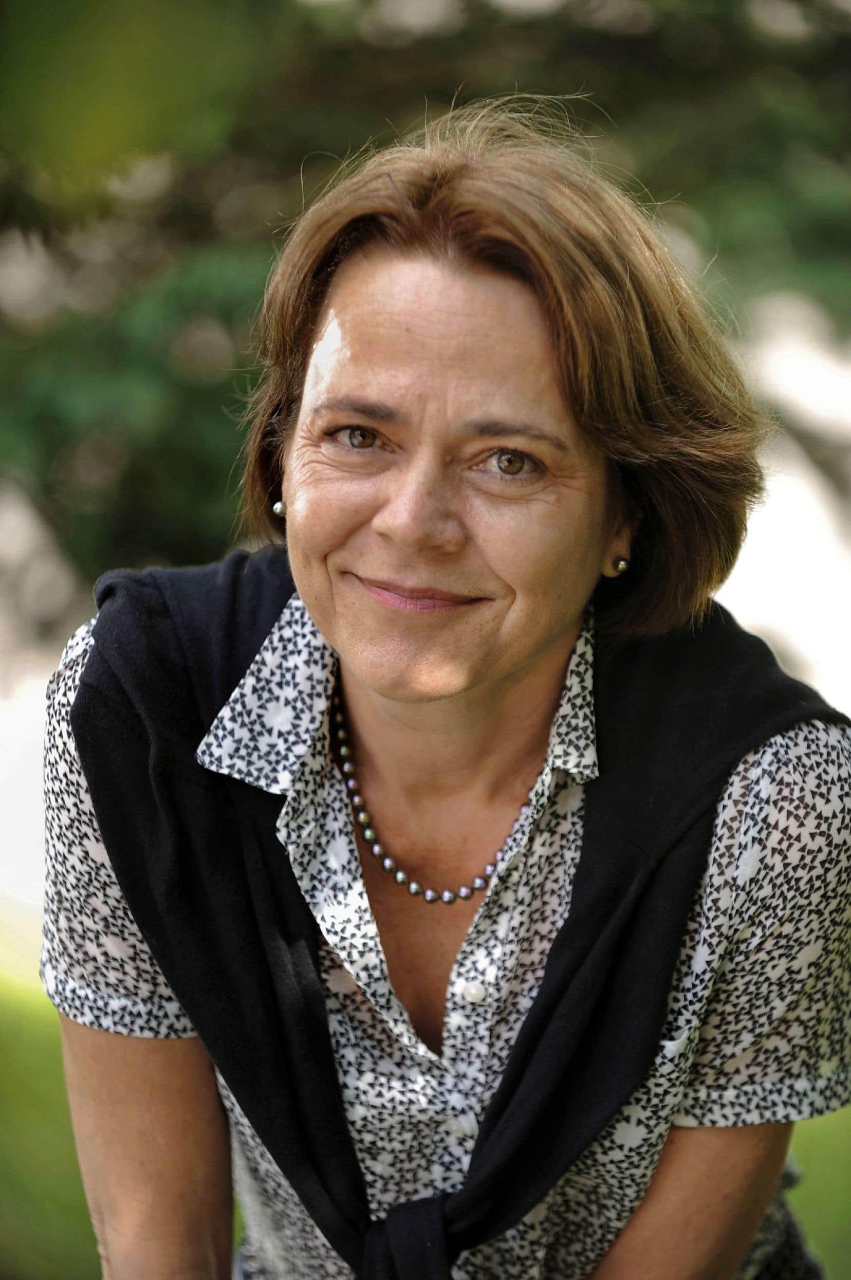 Paule Halley, lauréate du prix Michel-Jurdant en sciences de l'environnement