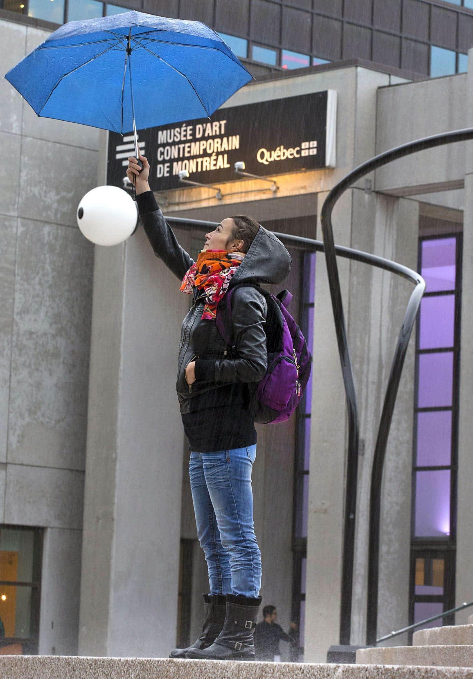 La fluctuation des revenus de billetterie a un impact direct sur la santé budgétaire des petites institutions comme le Musée d'art contemporain de Montréal.