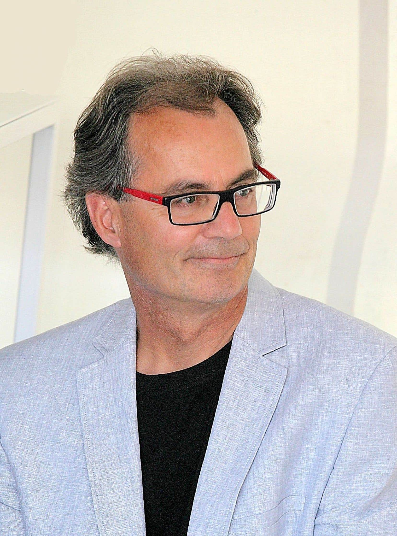 Le directeur général du Conseil des métiers d'art du Québec, Martin Thivierge