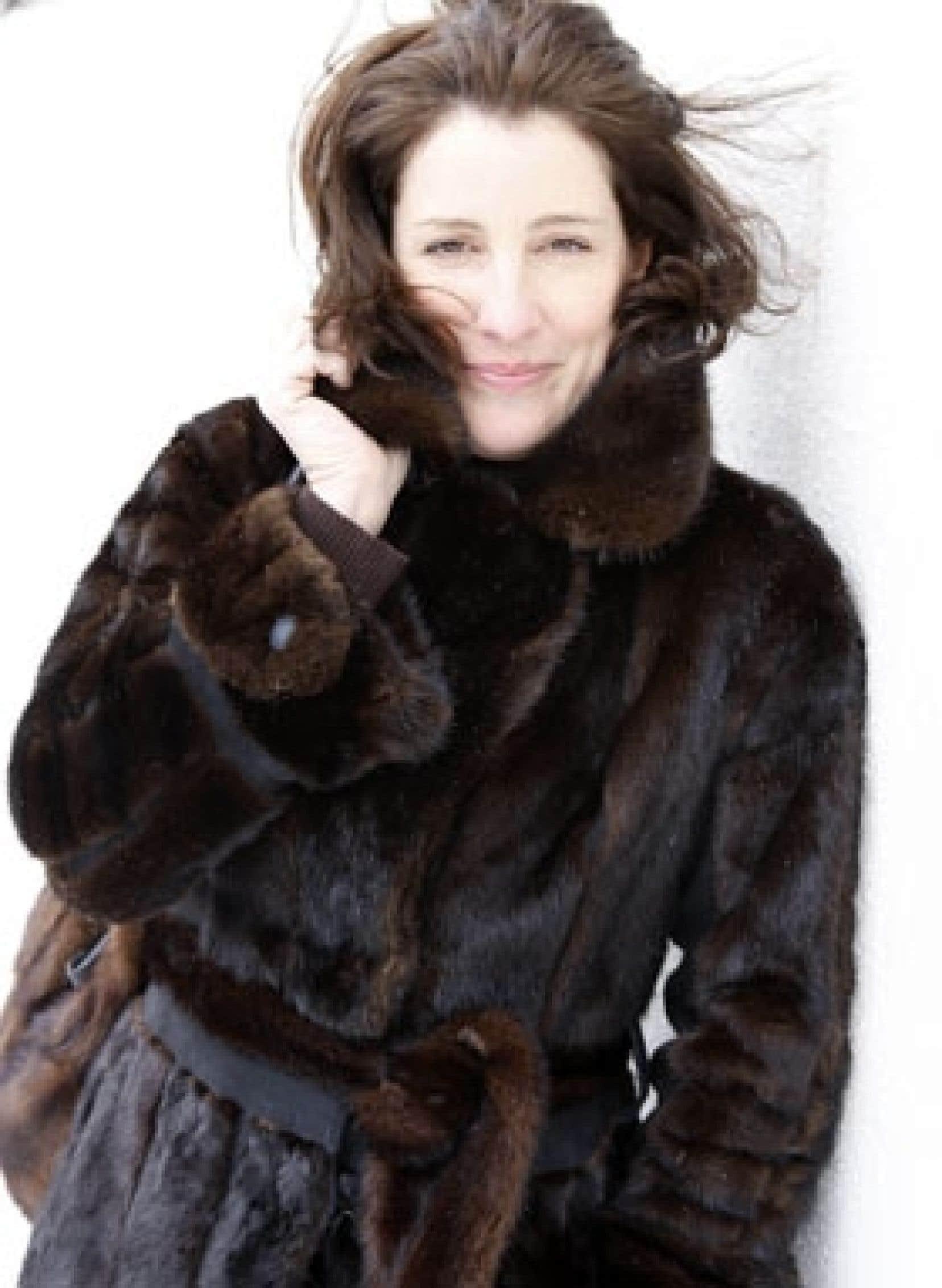 «J'en ai pour 2000 ans à faire de la fourrure recyclée! En Allemagne, en Russie, ils veulent tous me donner leurs manteaux!»