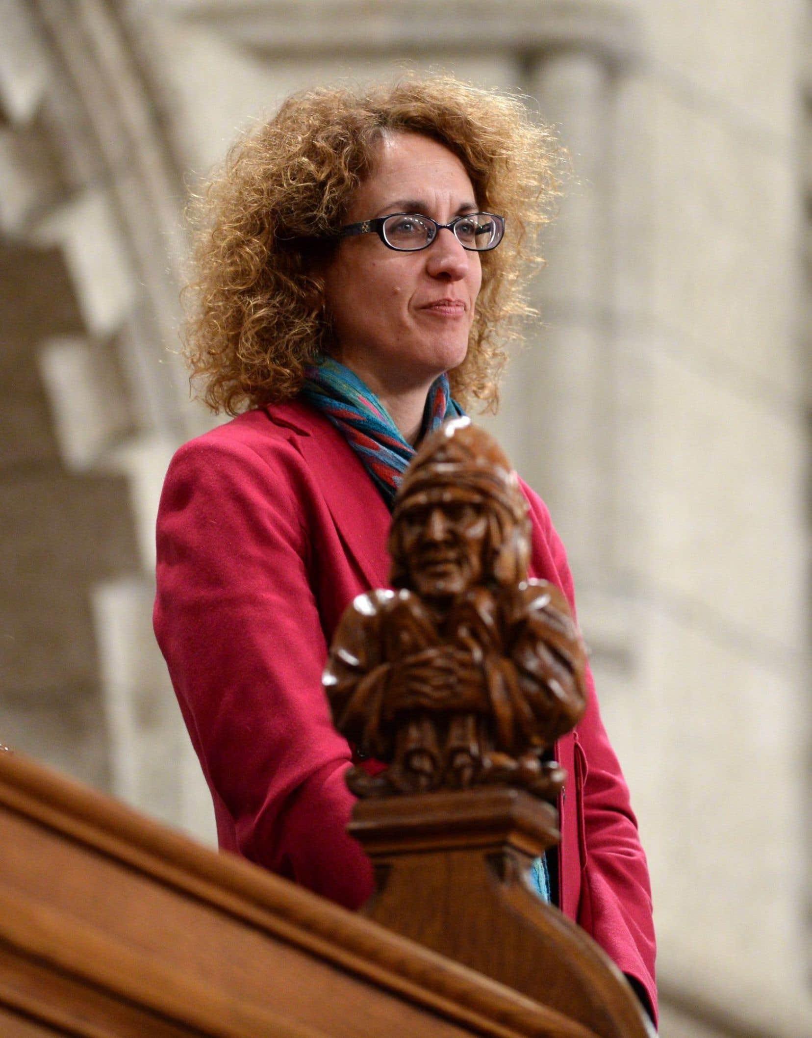 La chercheuse Victoria Kaspi a vu son travail salué par la Chambre des Communes, mardi.