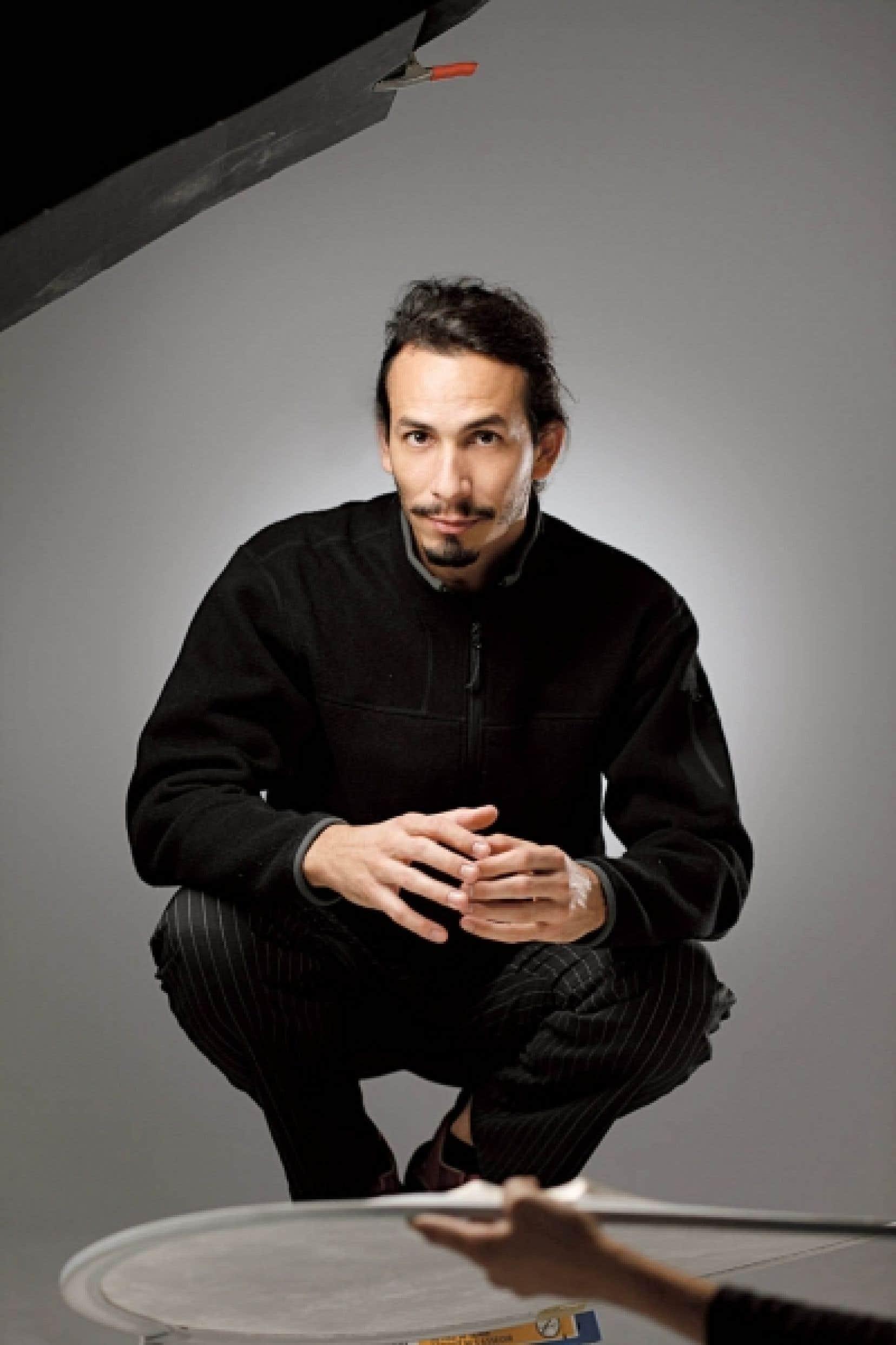 Pedro Ruiz met l'accent sur Dany Laferrière l'écrivain, plutôt que sur le personnage