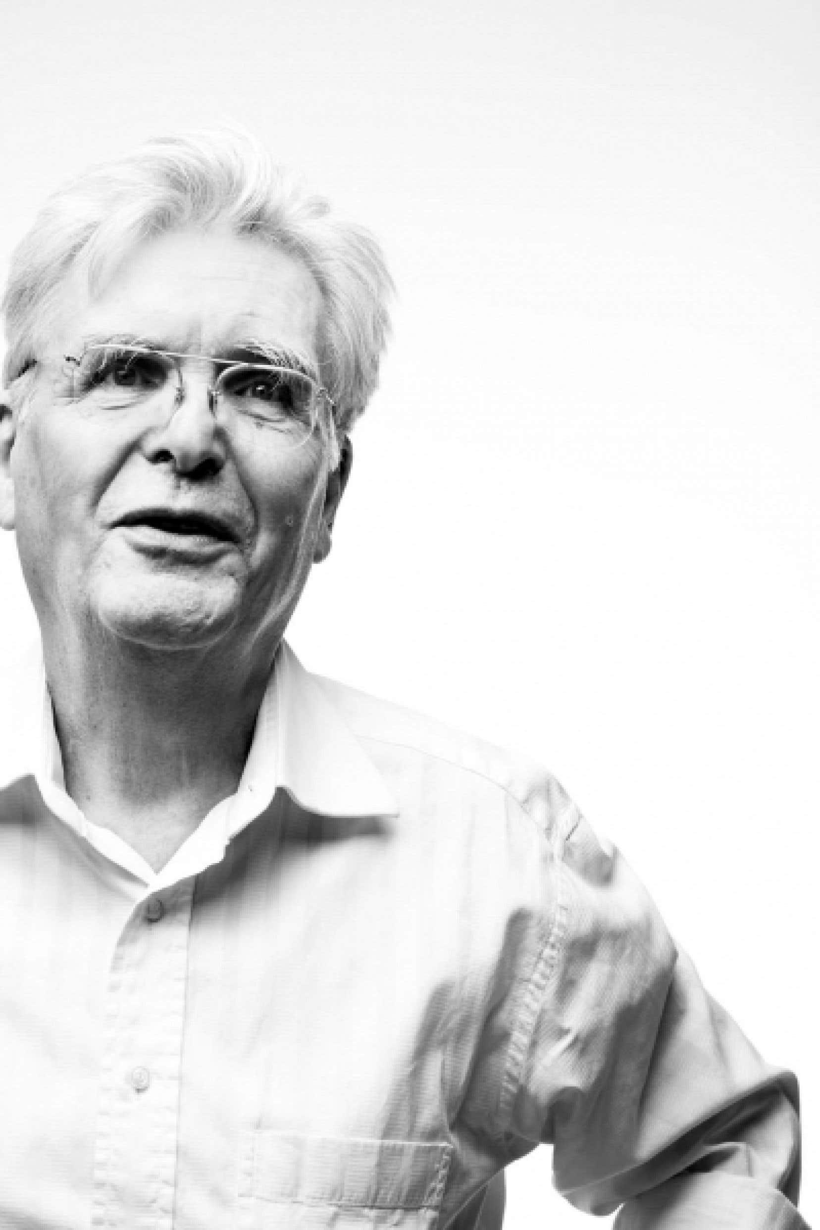 Le compositeur Gilles Tremblay jouit d'une reconnaissance internationale.