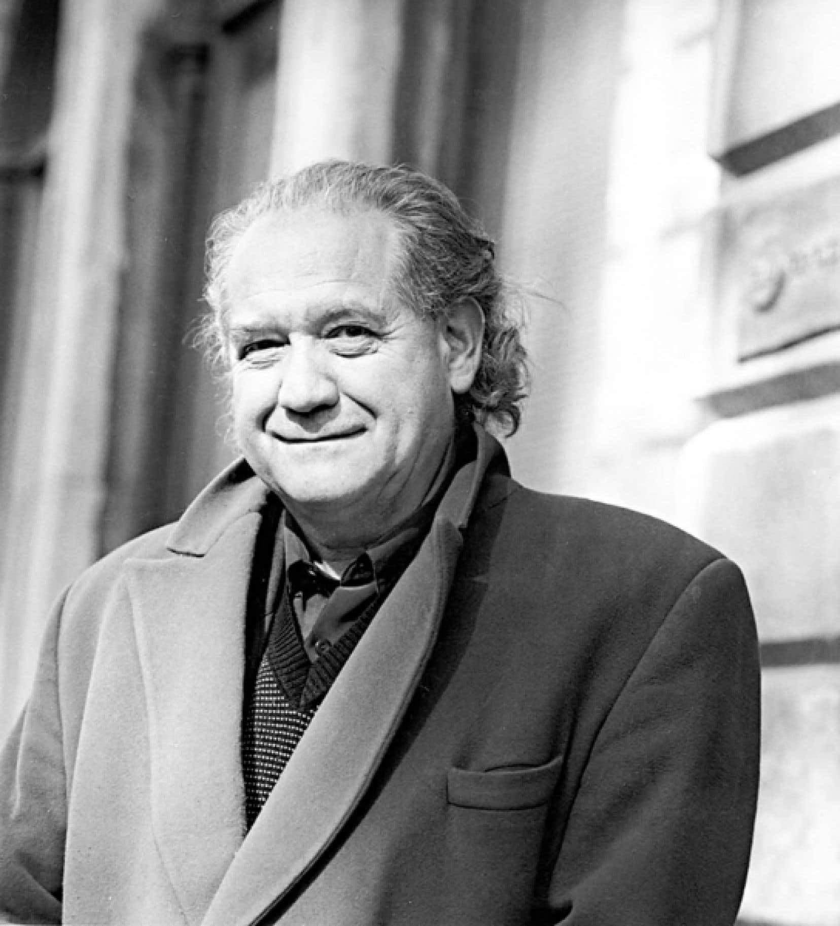 Le musicologue Jean-Jacques Nattiez, professeur titulaire à la faculté de musique de l'Université de Montréal