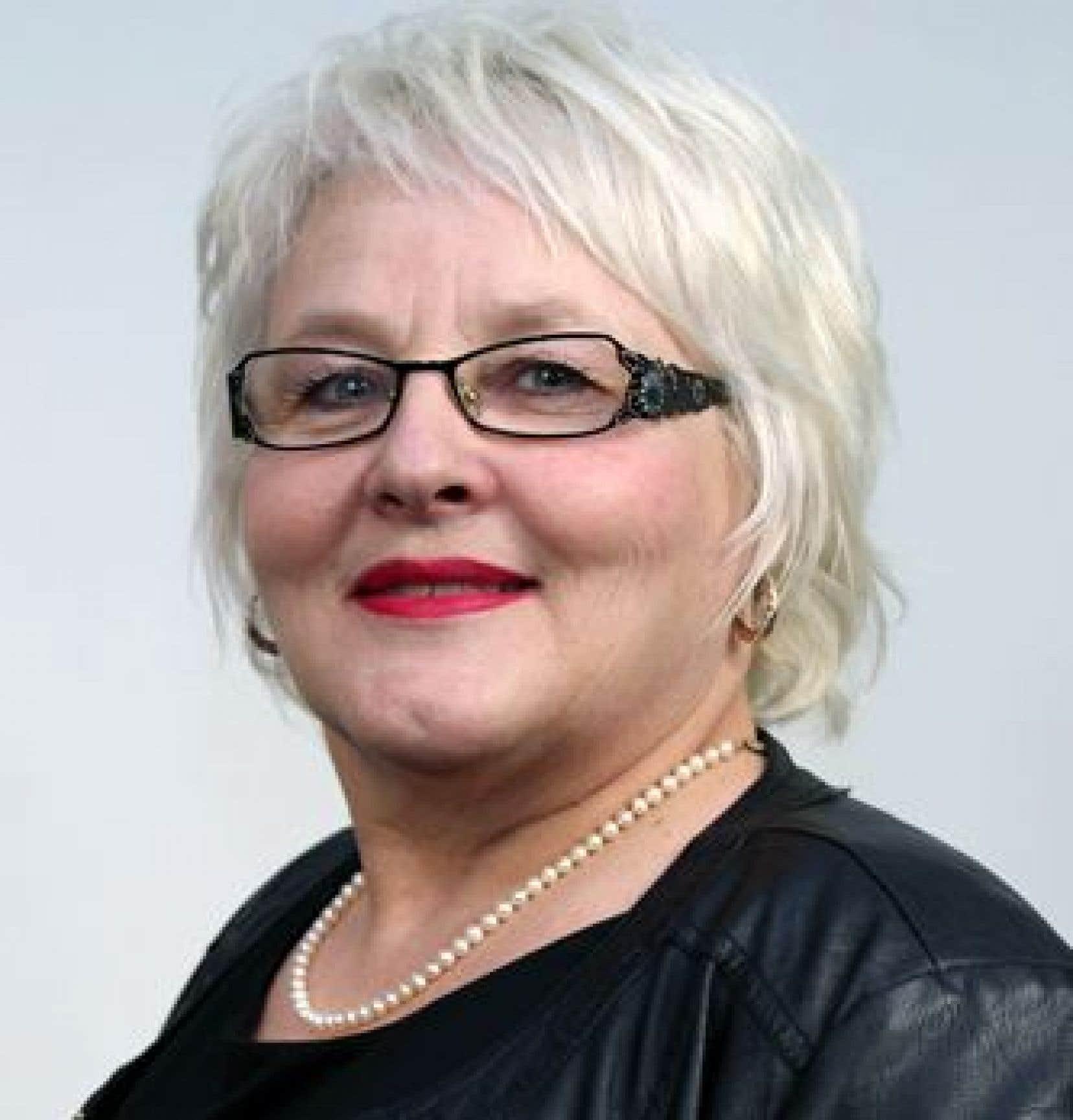 Francyne T. Gobeil a dit souhaiter devenir députée et être le lien entre les citoyens de la région et le gouvernement du Québec.