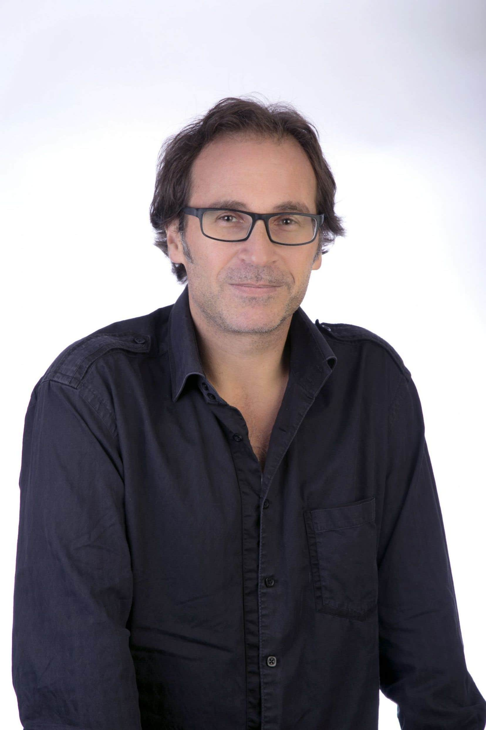 Le journaliste Gary Lawrence