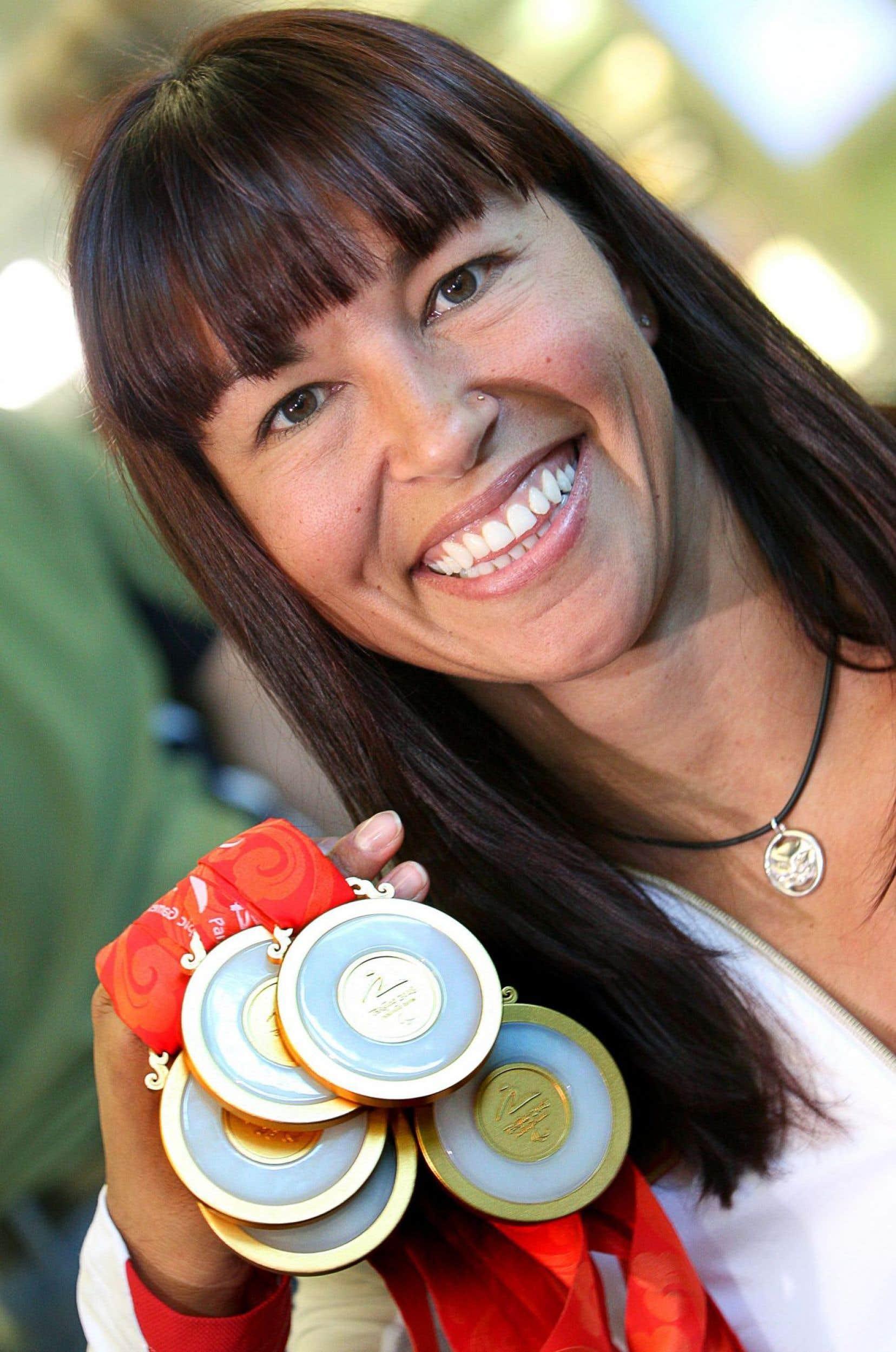 L'athlète olympique Chantal Petitclerc a martelé son indépendance. «Je n'ai jamais été politique ou politisée», a-t-elle indiqué au «Devoir».