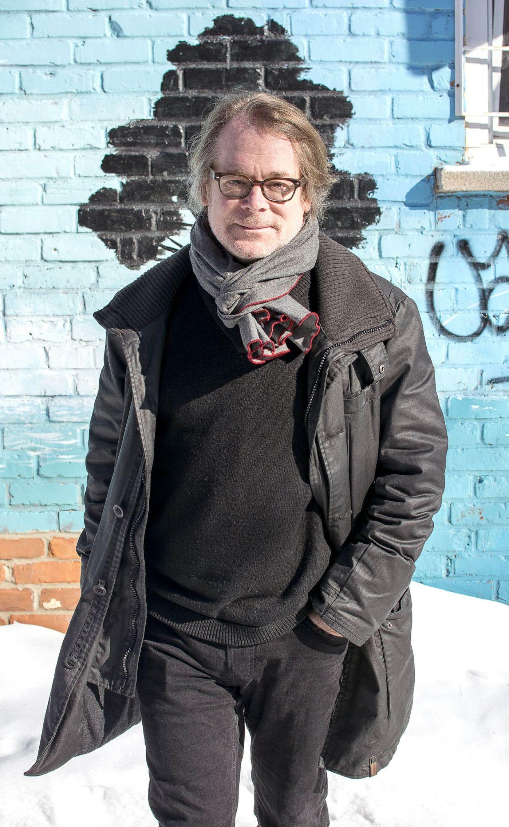 Martin Faucher, directeur artistique du Festival TransAmériques