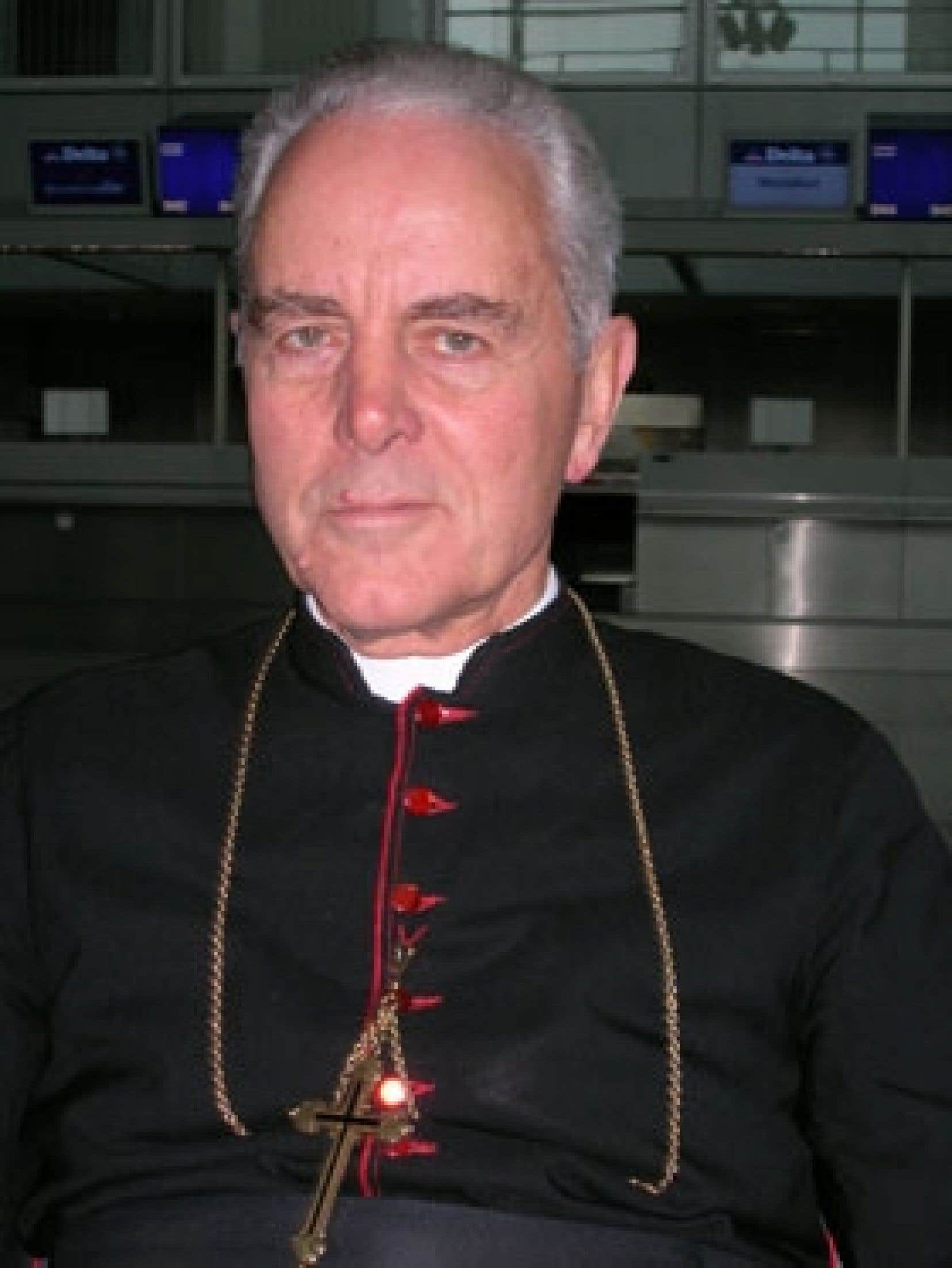 Mgr Richard Williamson: l'Holocauste, une «invention des Juifs».