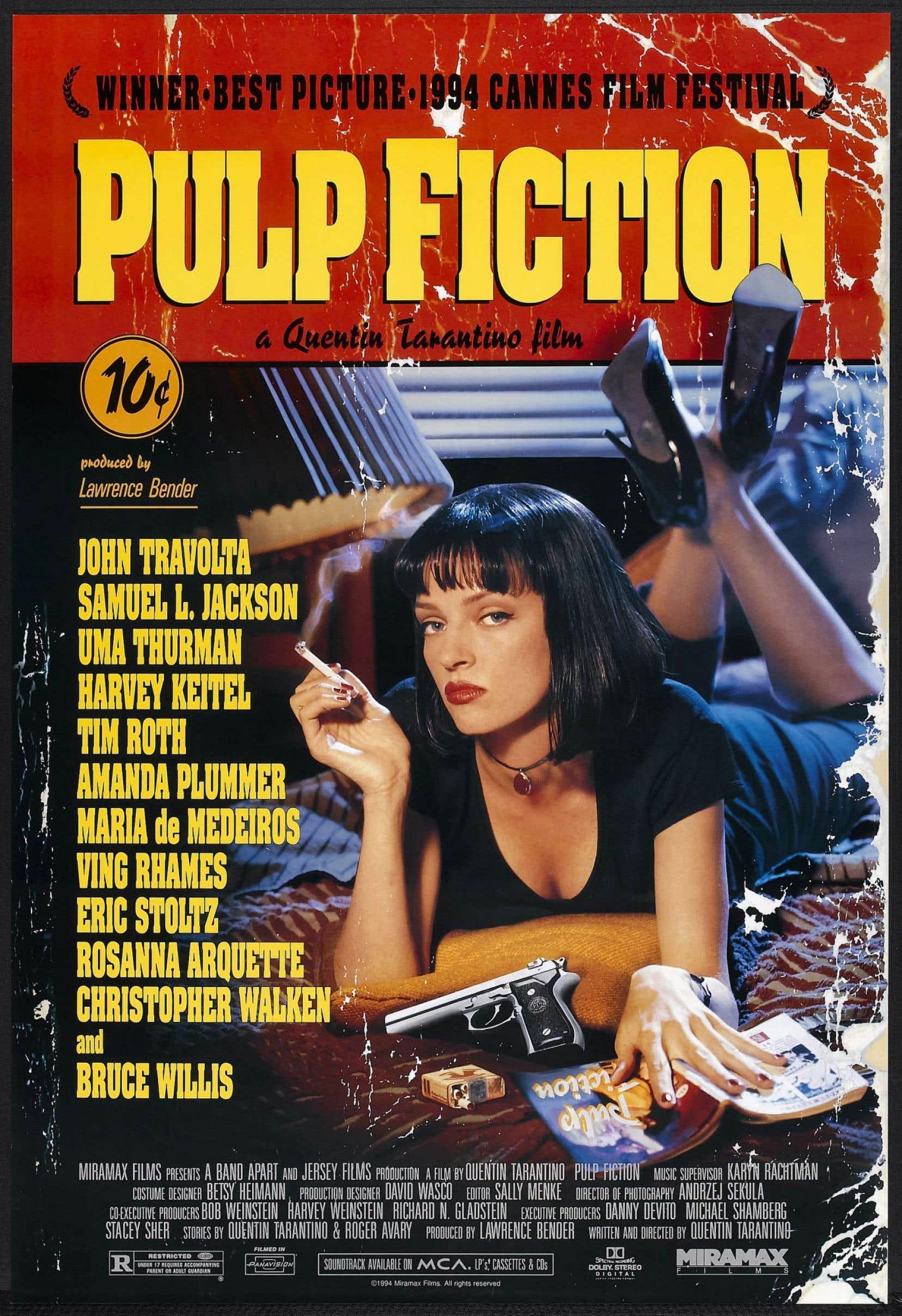 Filmzitate Pulp Fiction