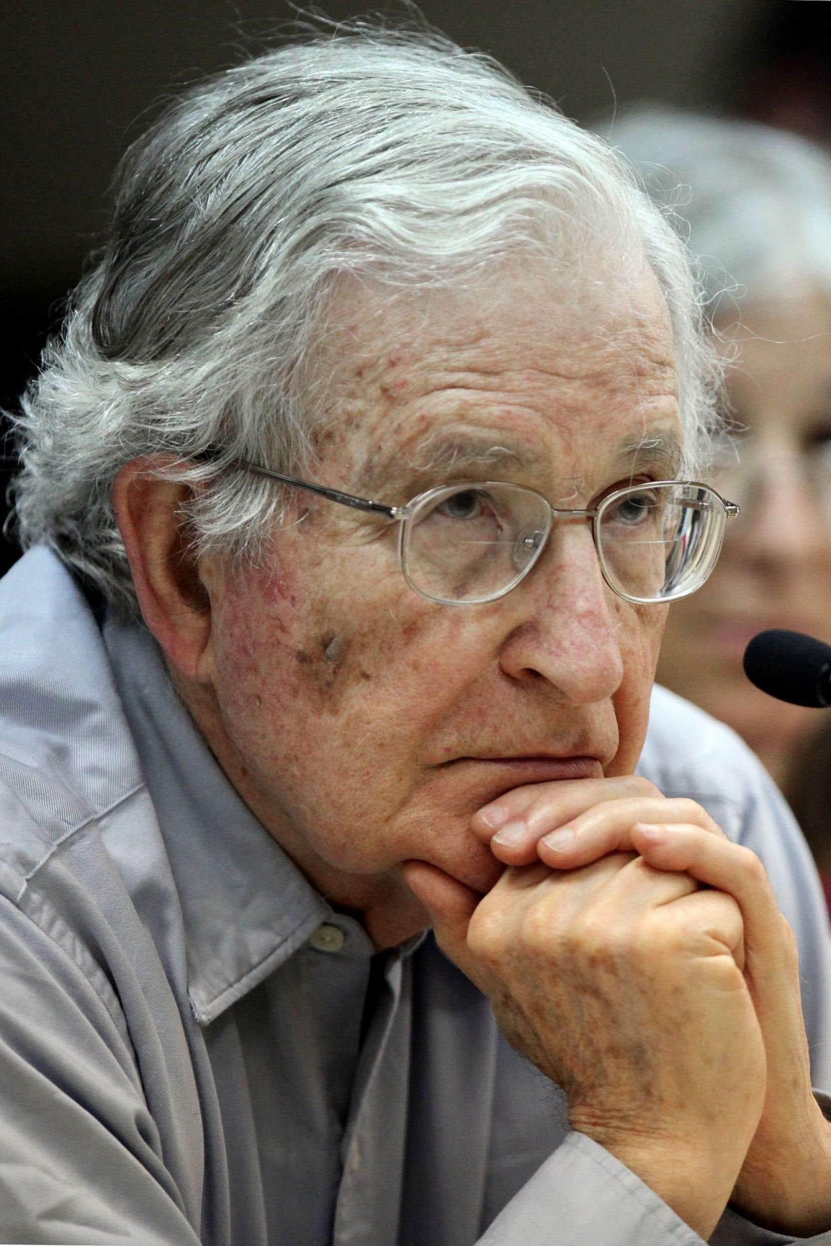Selon Noam Chomsky, «miracle» n'est pas un vain mot.