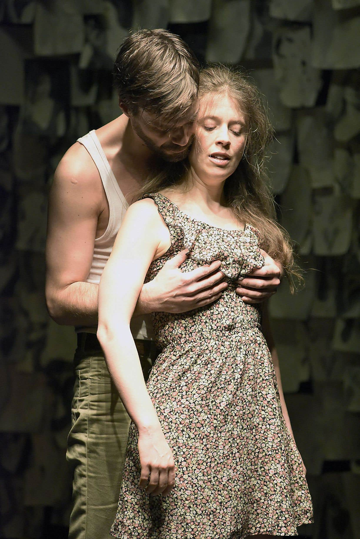 Xavier Mailleux et Sophie Martin, le couple de «Te tenir contre moi»