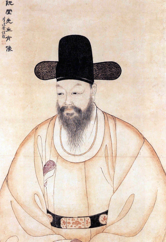 La figure de l'écrivain, peintre et calligraphe Kim Jeong-hui, dit Chusa, habite les pages de «Paysage d'hiver» de Christine Jordis.