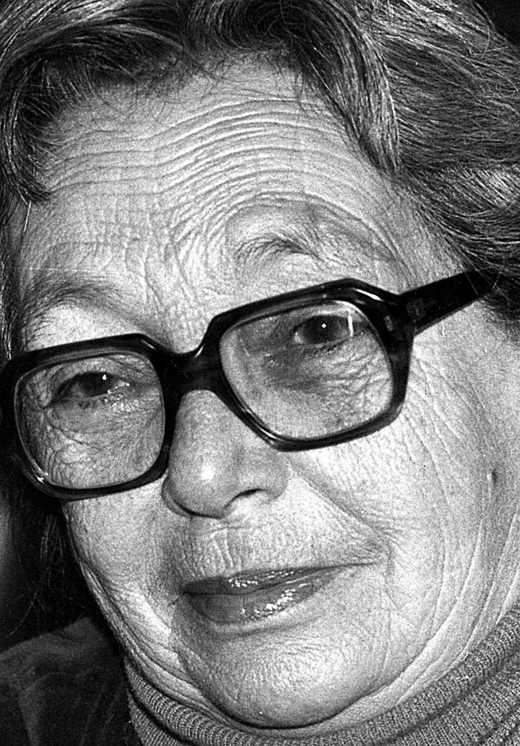 On croirait entendre Marguerite Duras dans «Le dernier des métiers».