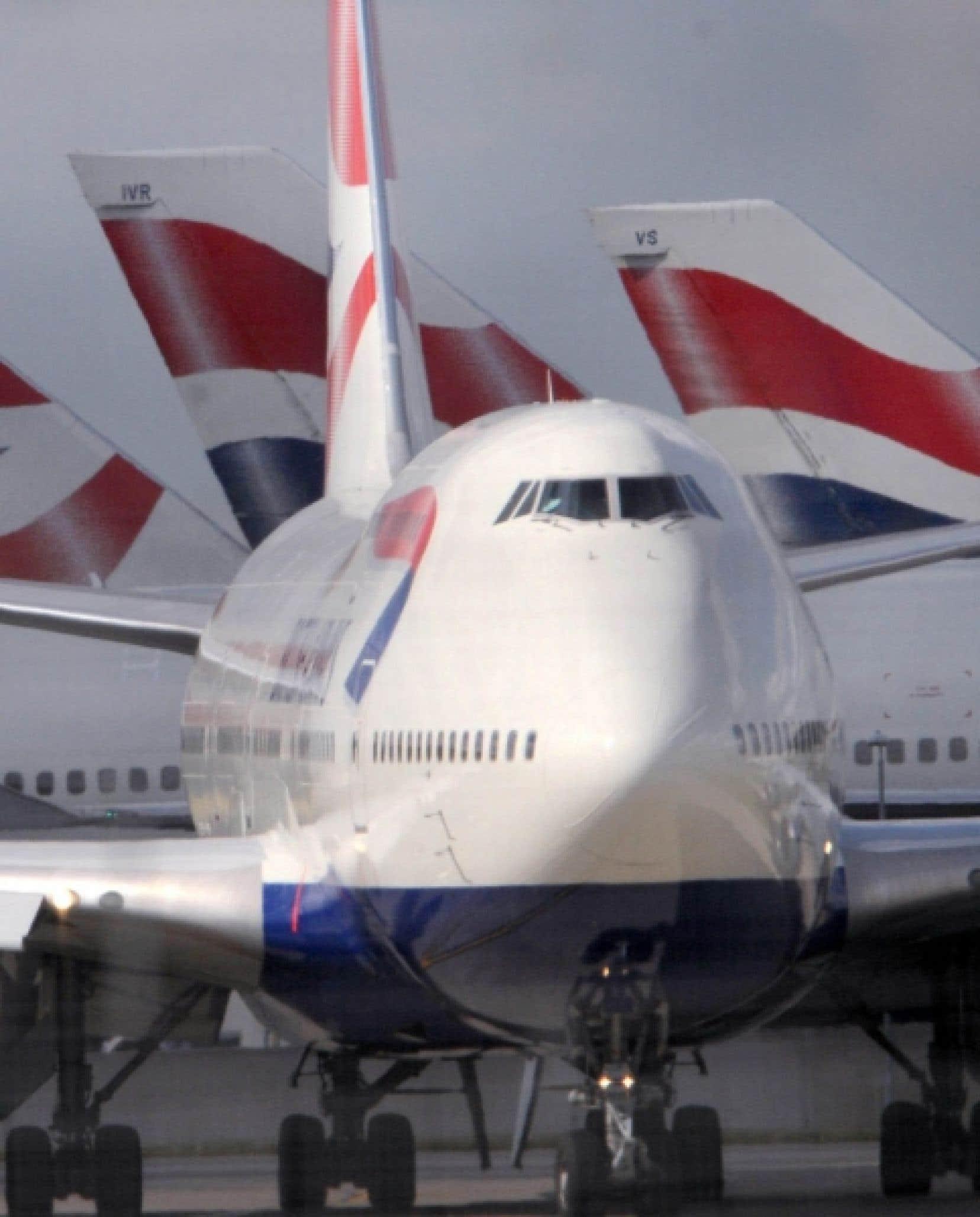 British Airways a indiqué qu'elle apporterait «une réponse forte aux commentaires du département de la Justice américain».