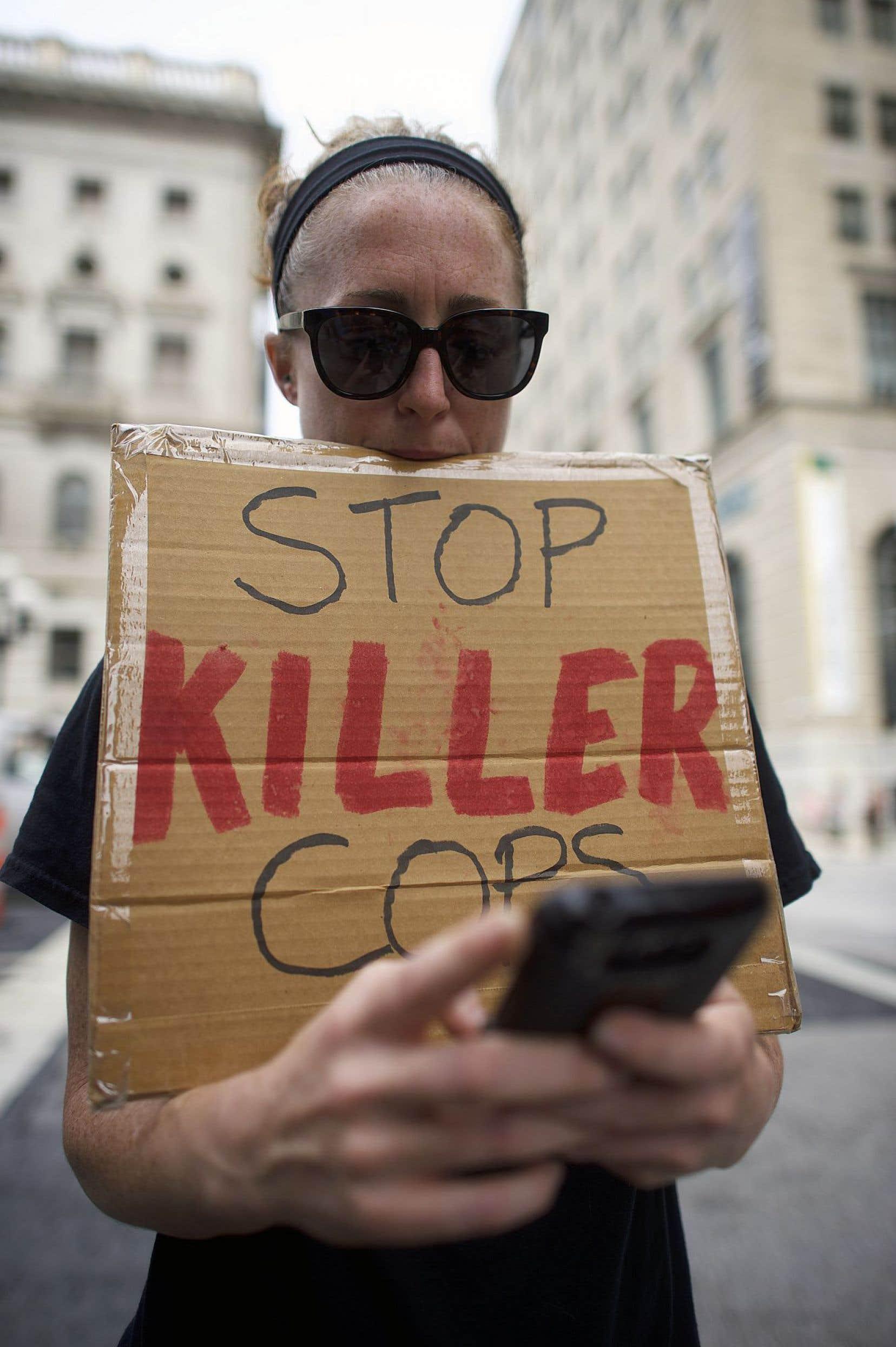 Les manifestations se sont multipliées depuis la mort du jeune Freddie Gray.
