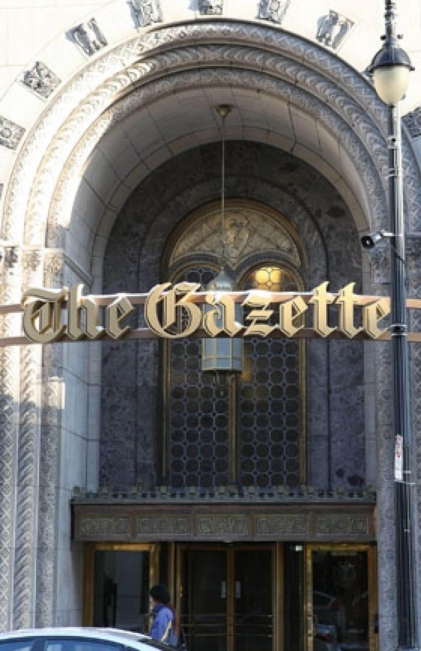 À la Gazette, les journalistes et les employés du service à la clientèle se sont prononcés hier à 80 % contre les dernières offres patronales.