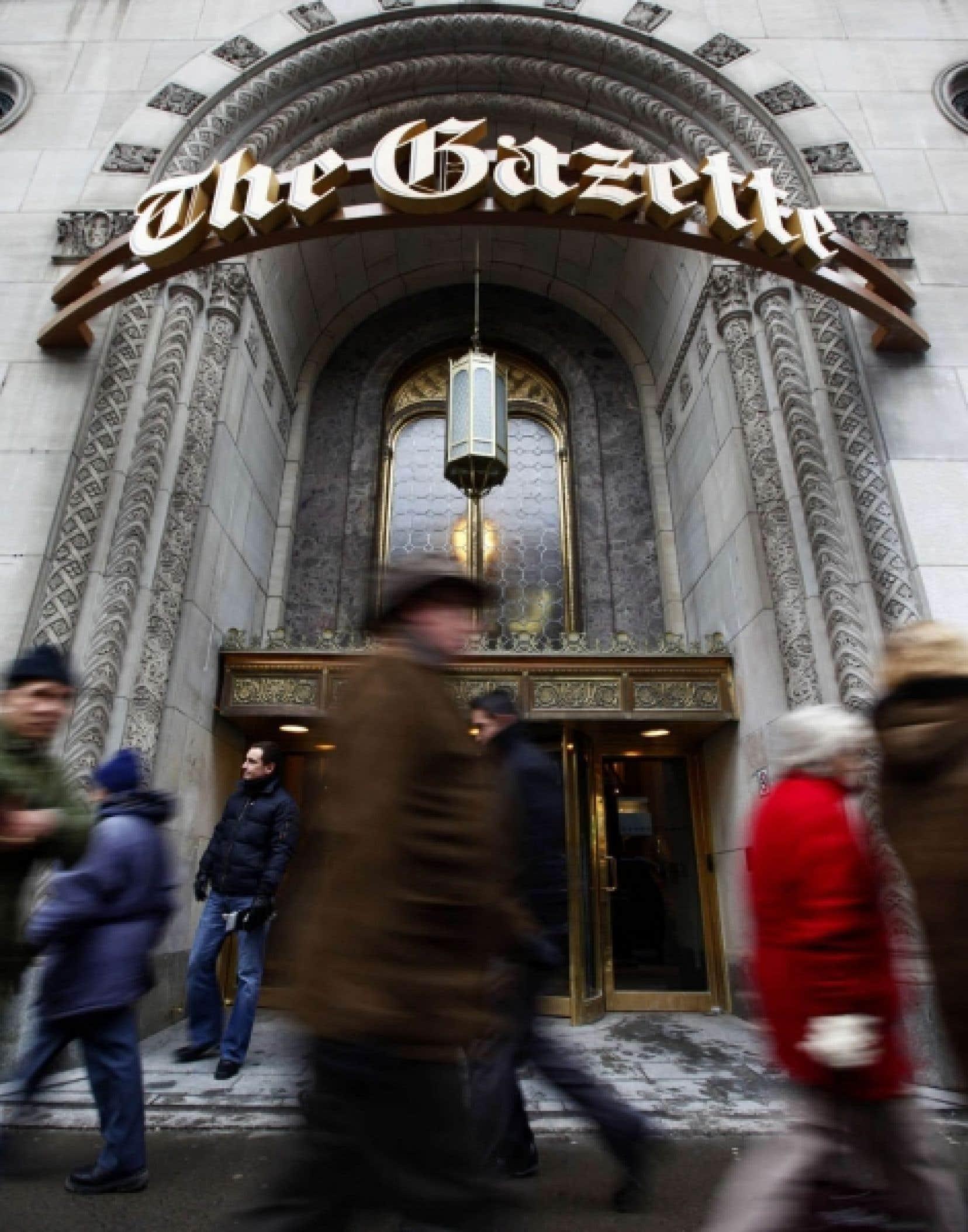 Un groupe d'investisseurs comprenant l'ancien sénateur canadien Jerry Grafstein dit être en train de préparer une offre afin d'acquérir quelques-uns des journaux de Canwest.