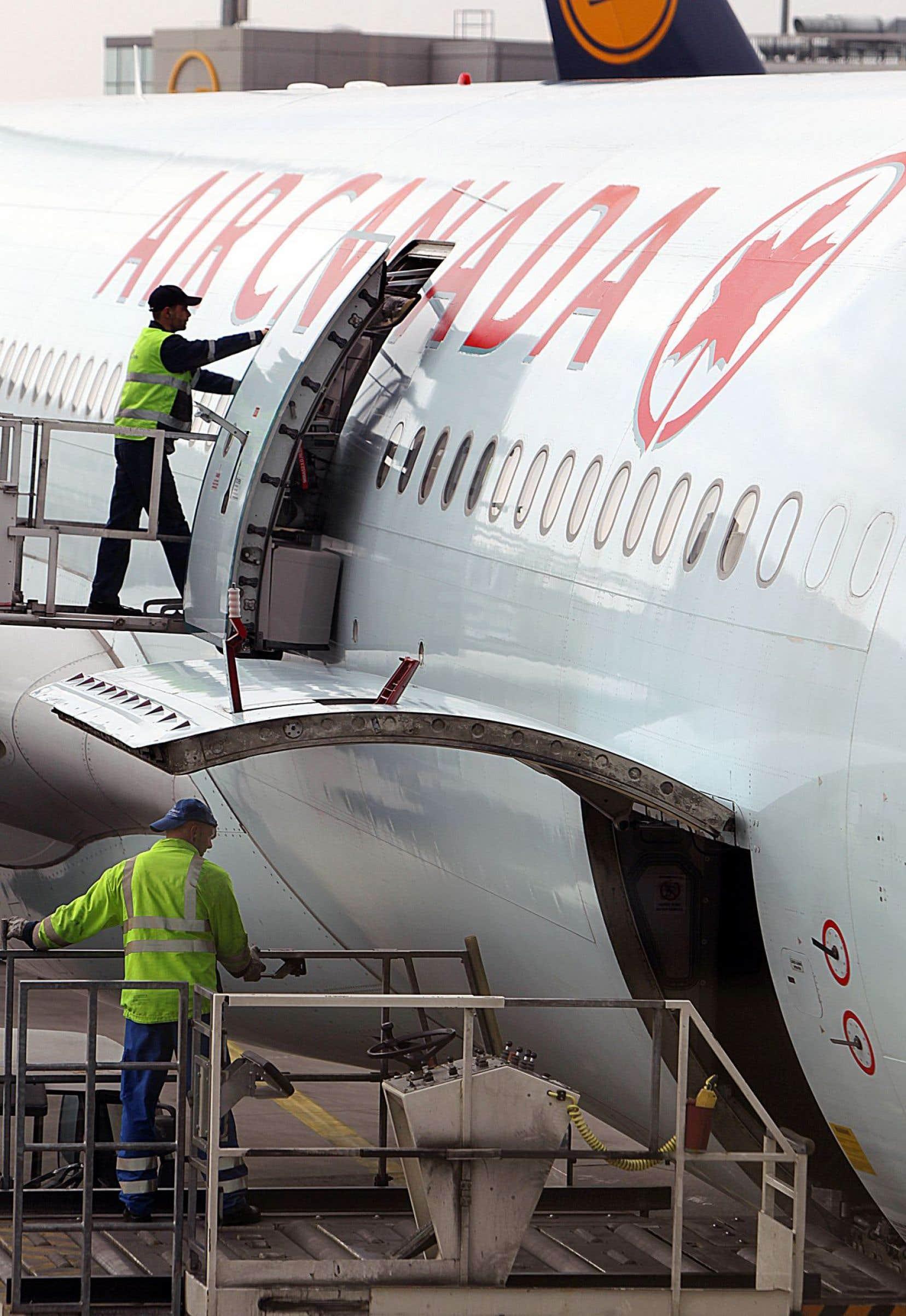 Il s'agit du premier vol direct vers la Chine offert par Air Canada.