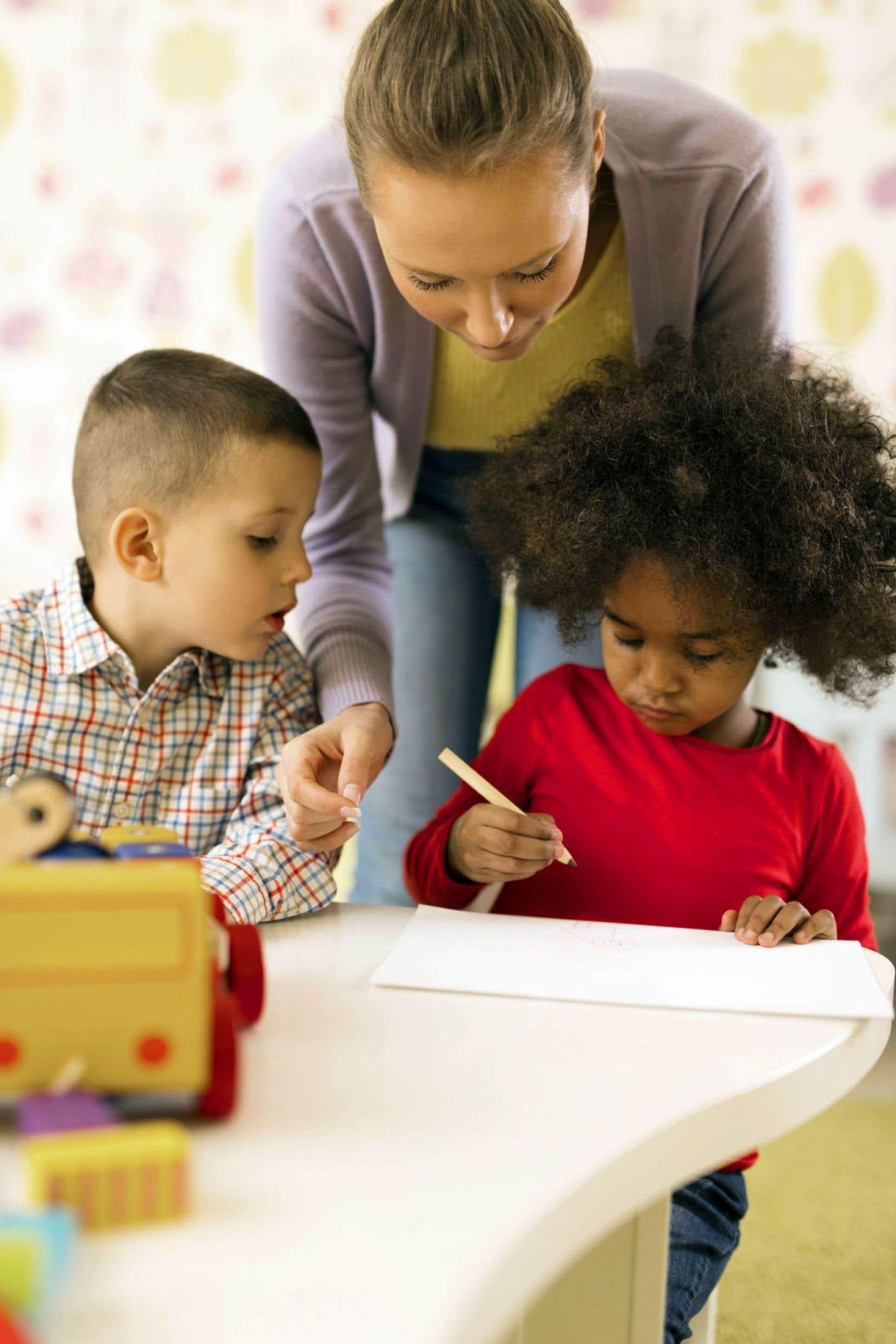 Selon des études, de 17 à 25% des professeurs abandonnent le métier dans les cinq premières années d'exercice.