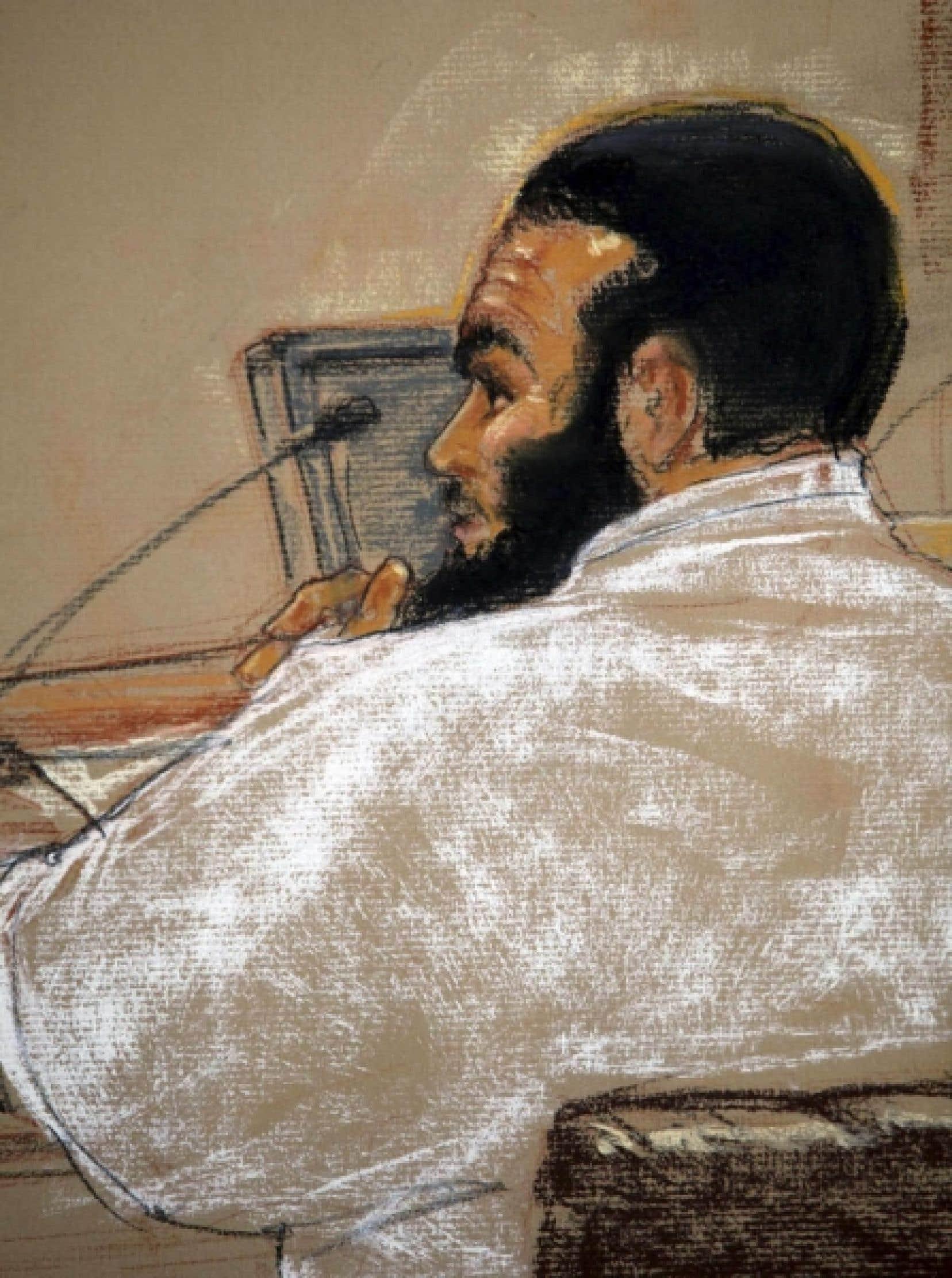 Le gouvernement fédéral a répondu hier soir au récent jugement de la Cour suprême sur le cas d'Omar Khadr.