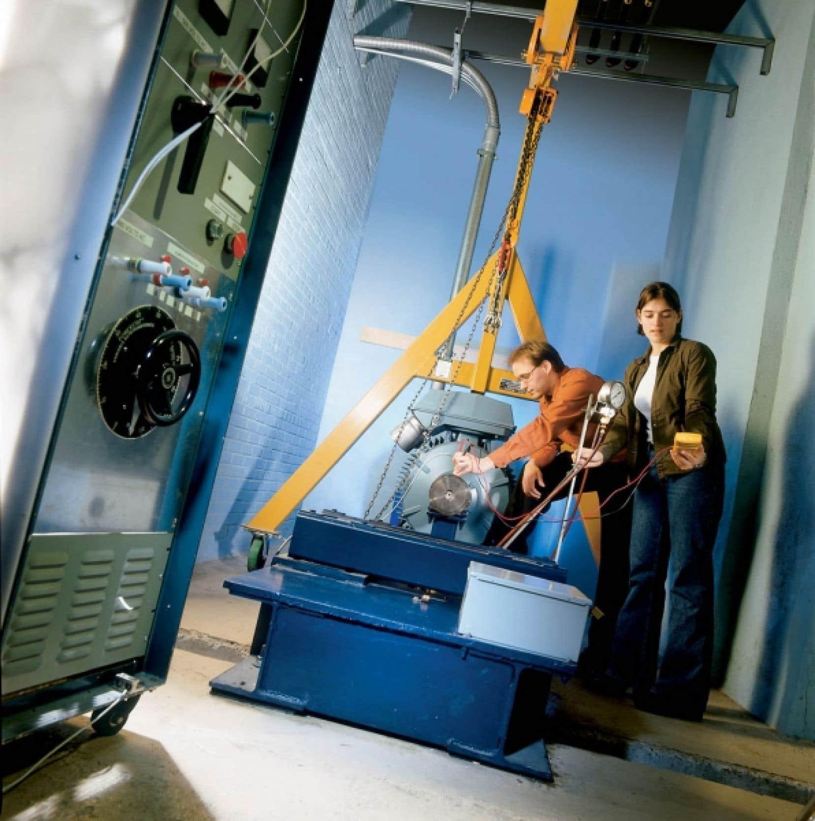 Le Laboratoire ÉTS-Bombardier