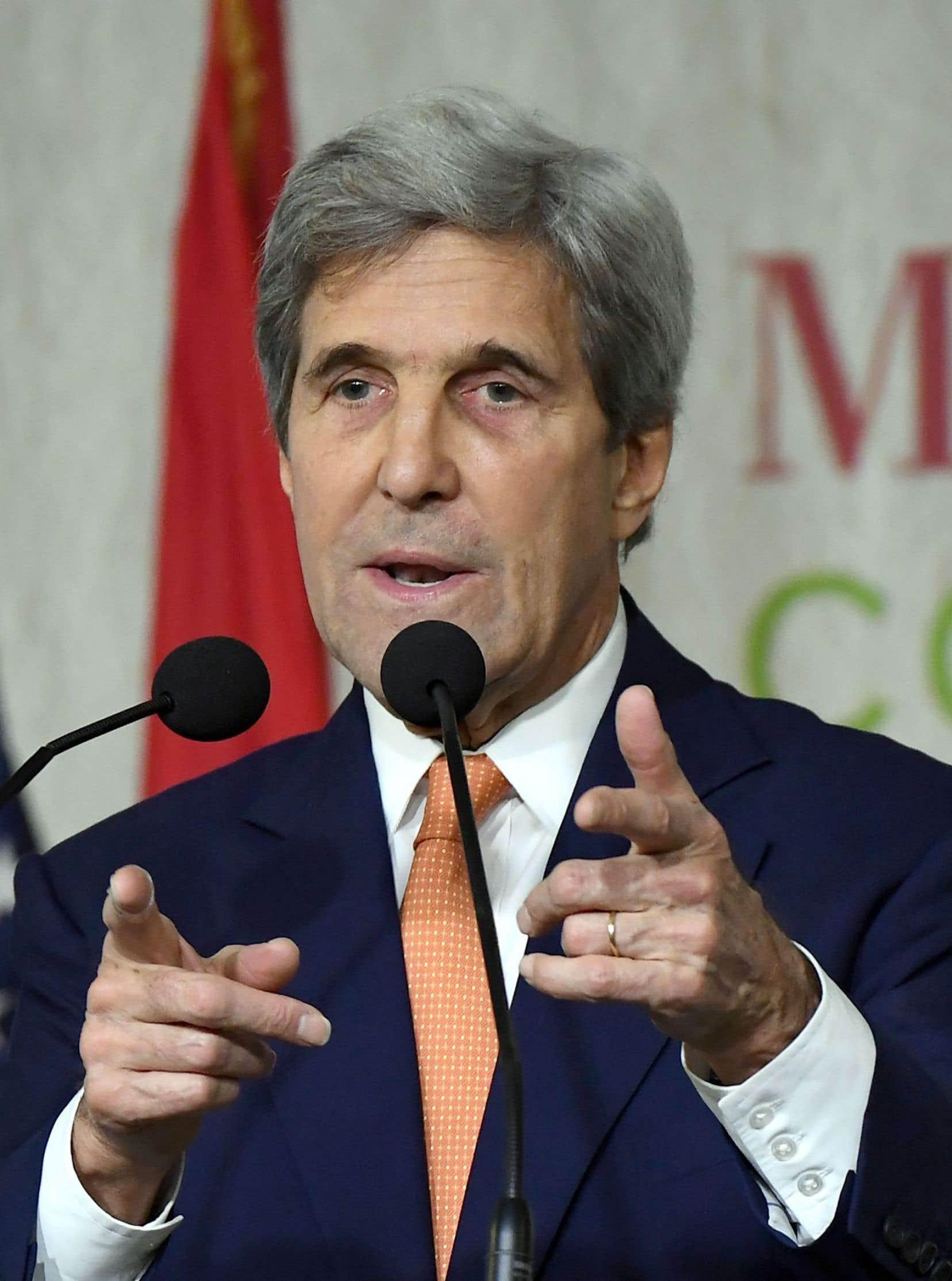John Kerry a livré une intervention en forme de testament.
