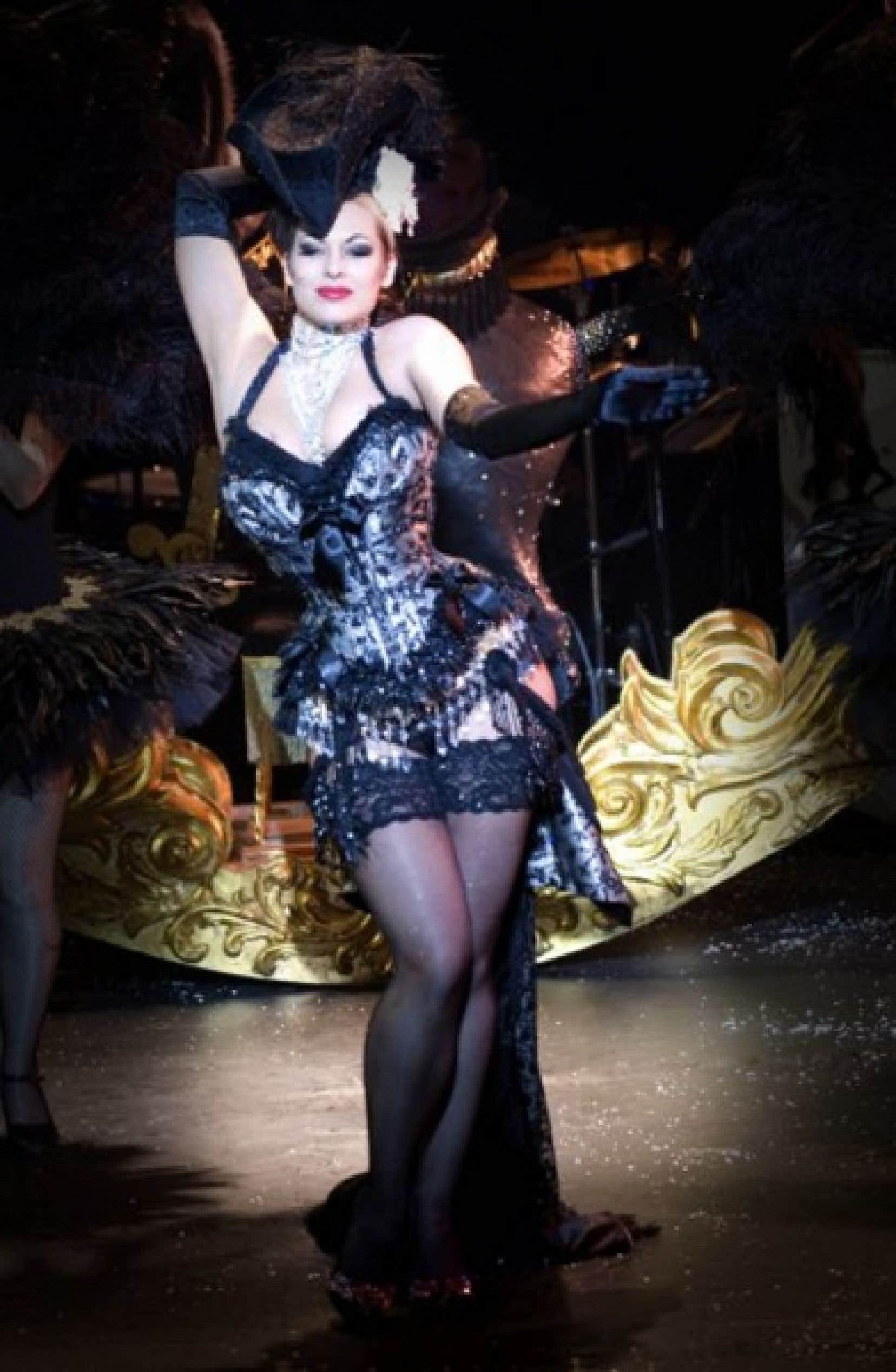 Immodesty Blaize, figure de proue de la scène burlesque mondiale, sera à Montréal.