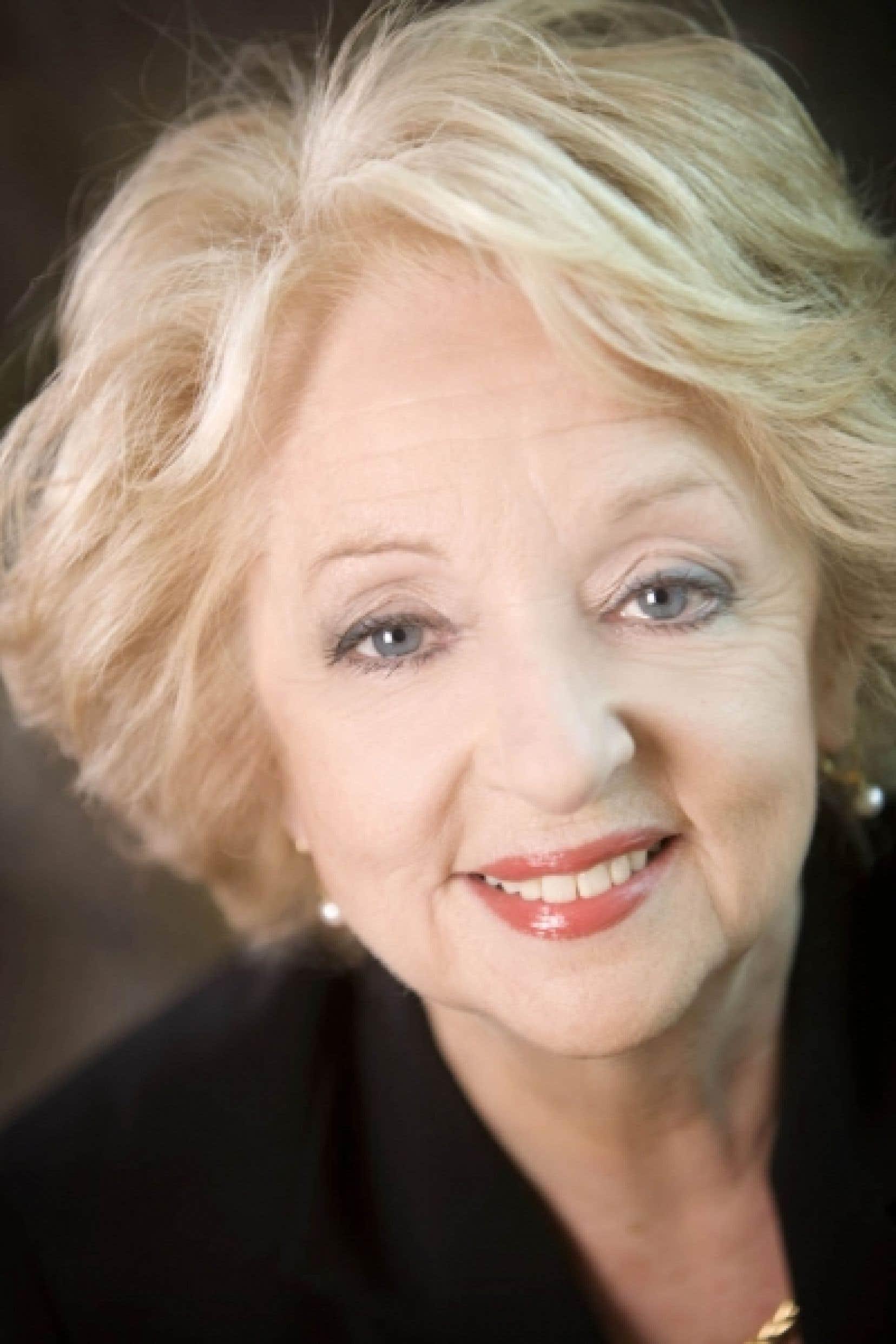 Louise Marchand, présidente de la Commission de l'équité salariale du Québec