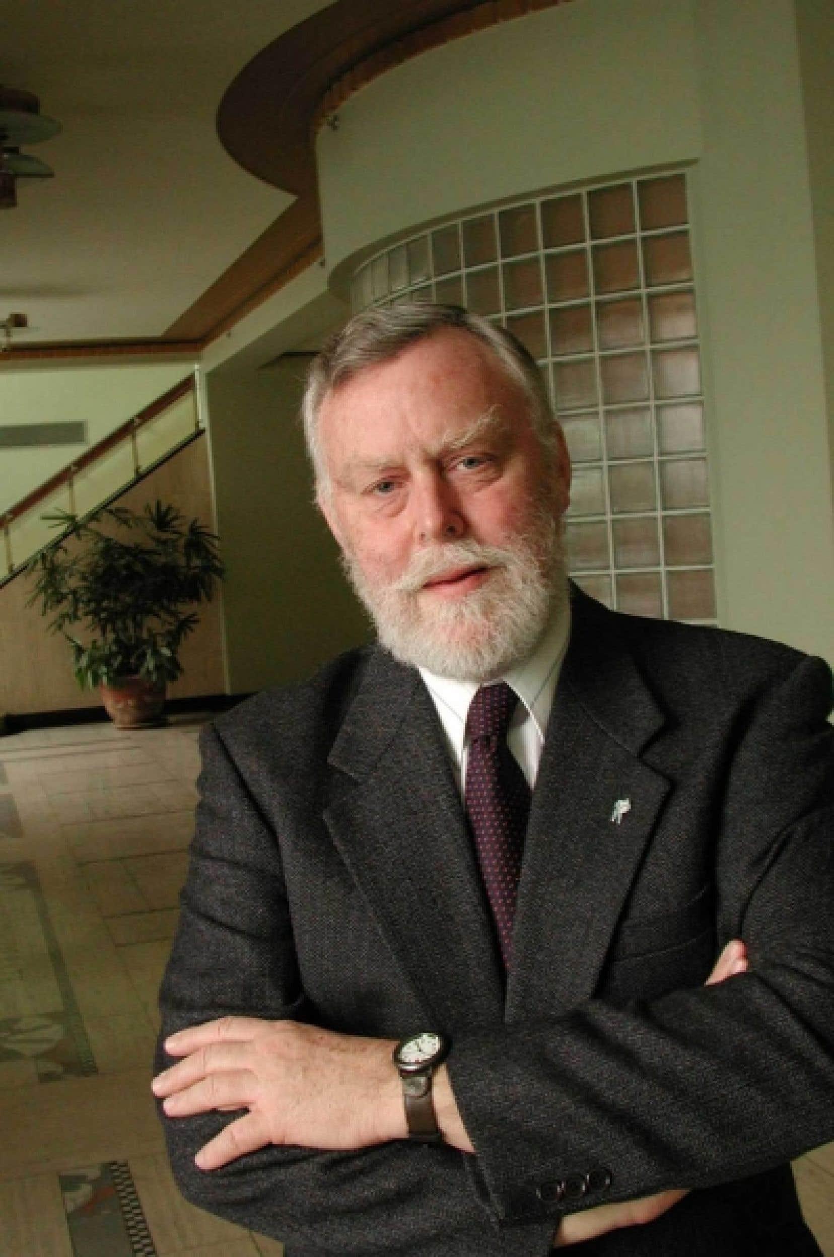 André Bouchard a développé le concept de gestion écosystémique, qui a constitué la recommandation centrale de la commission Coulombe.