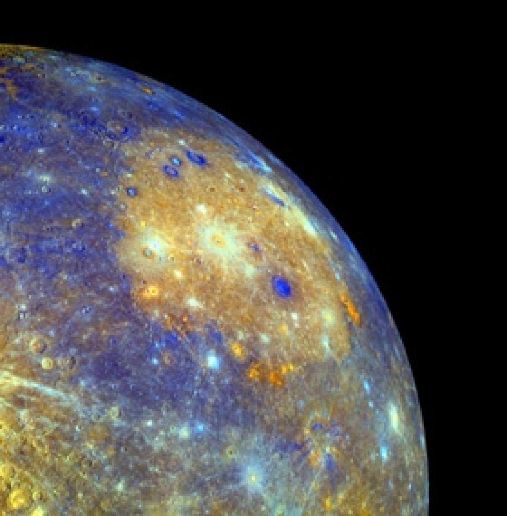 color planet mercury - HD1012×1030