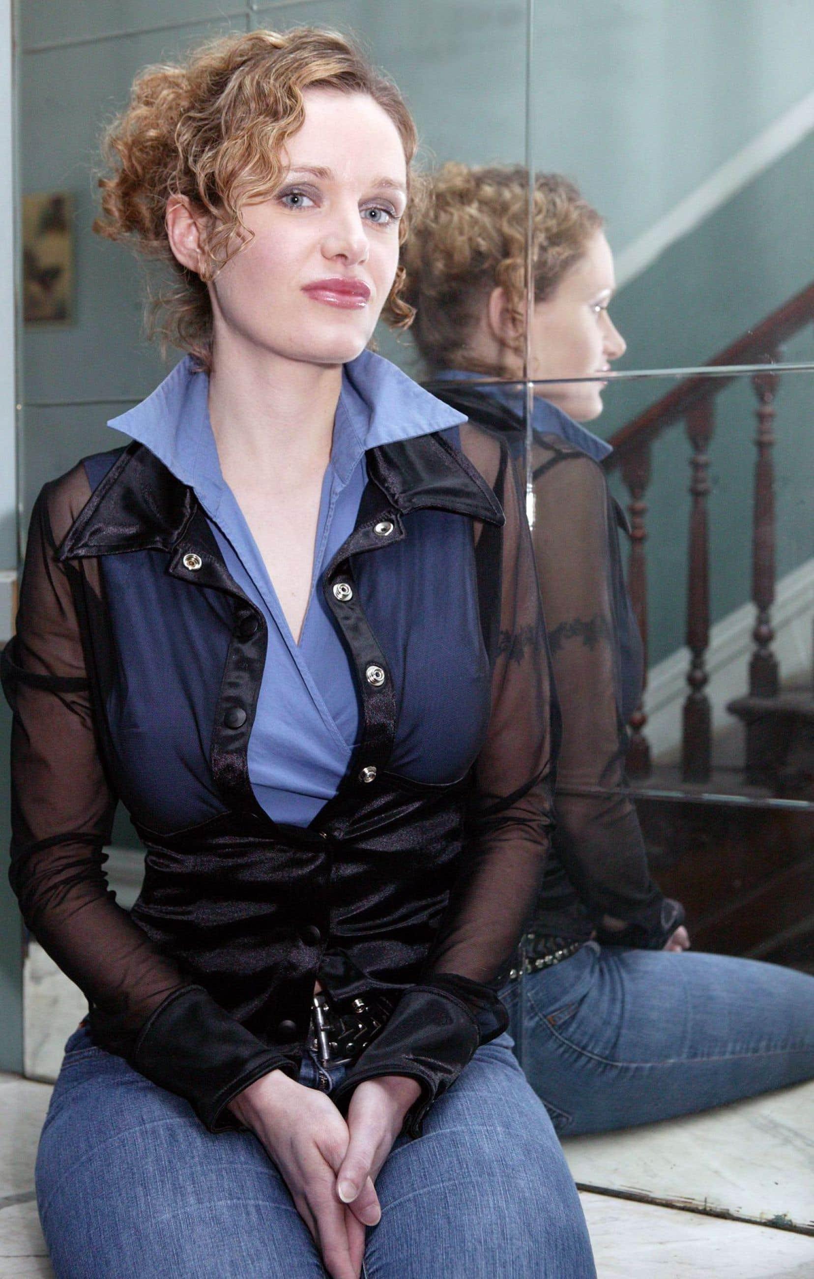 Nelly Arcan, auteure des romans «Putain» et «Folle», figure peu dans le corpus collégial.