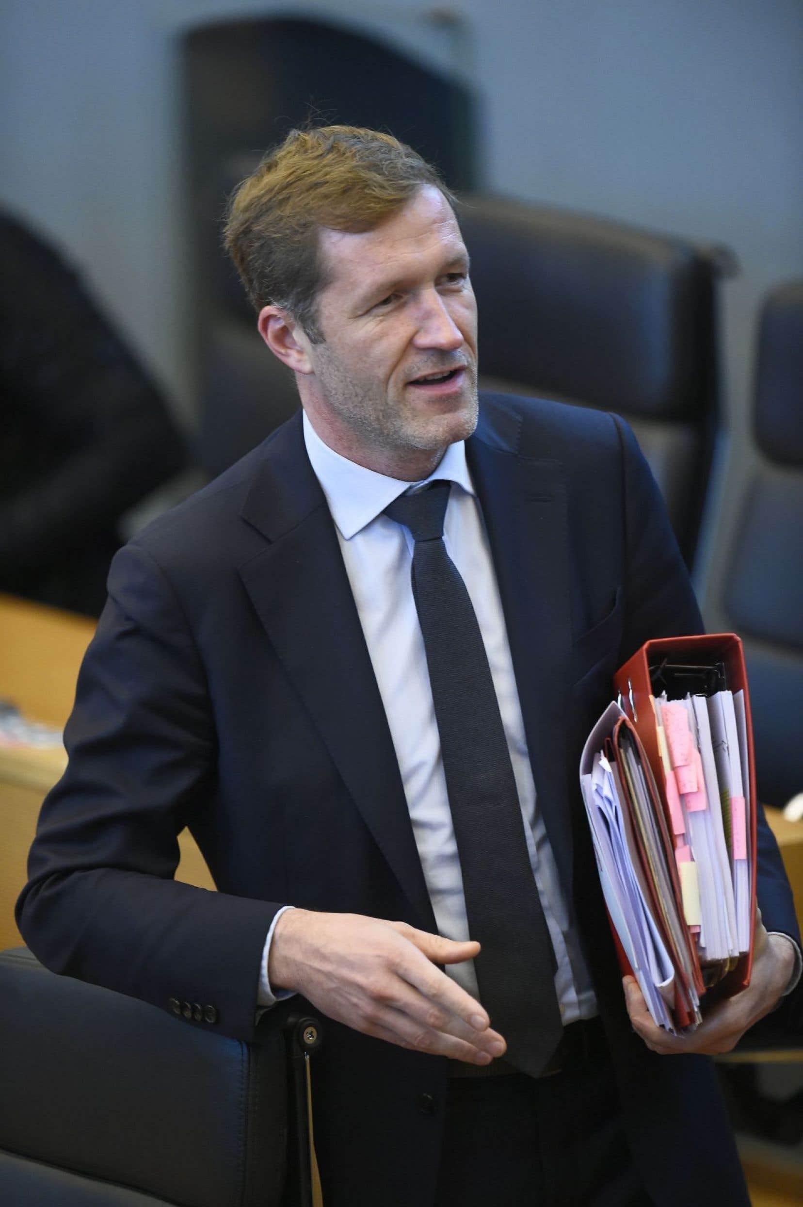 Paul Magnette, ministre-président de la Wallonie, avait mené l'automne dernier une féroce bataille contre l'AECG.