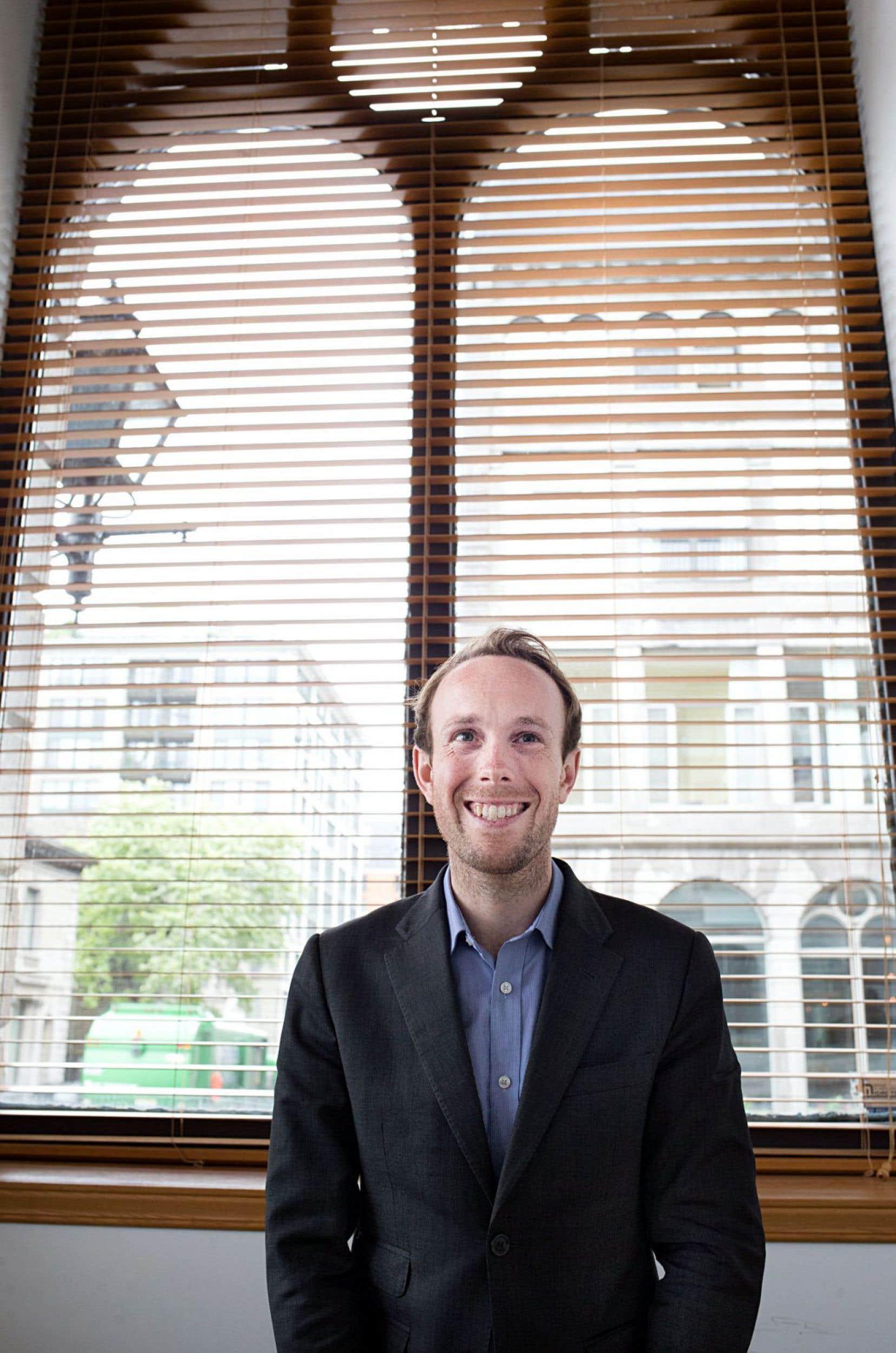 Ryan Hillier est devenu avocat à seulement 21 ans.
