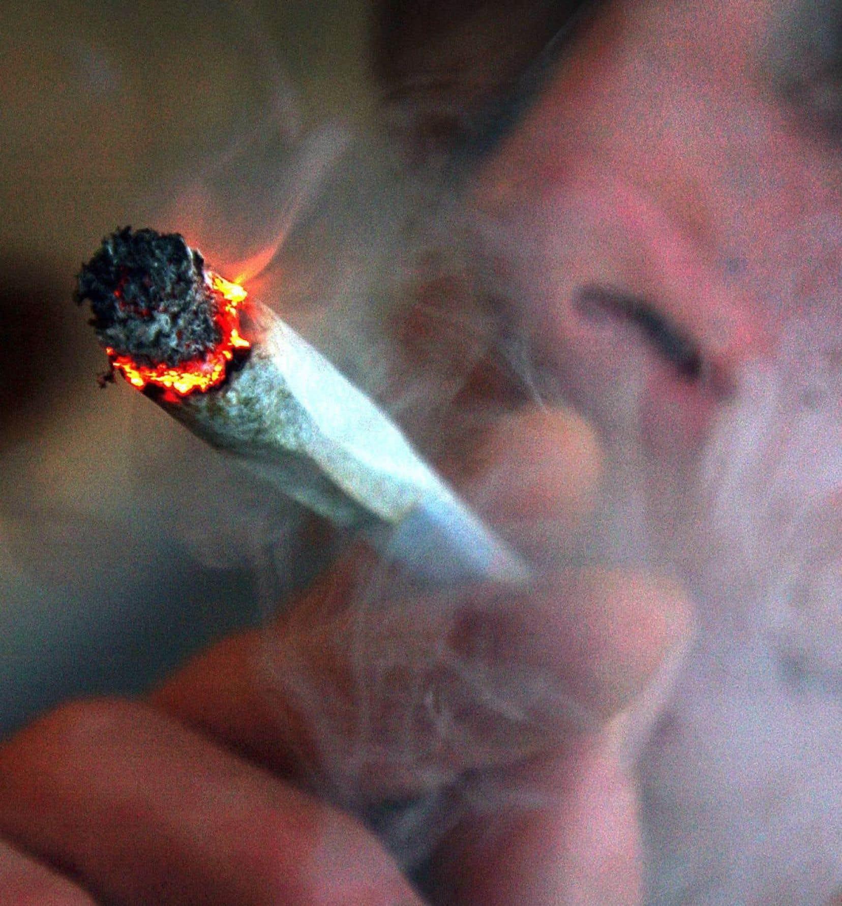 <p>Des médecins expliquent que chaque jour, dans les urgences du Québec, des personnes sont amenées pour des psychoses induites par le cannabis.</p>