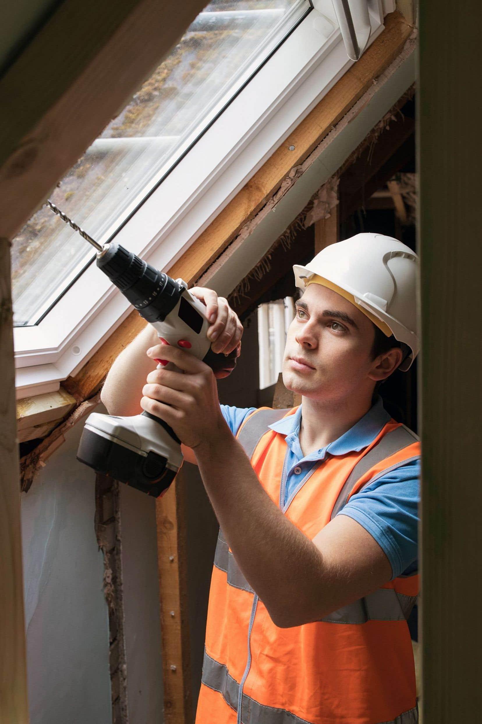 Le crédit d'impôt RénoVert a entraîné un boom dans l'industrie de la fenêtre au Québec.
