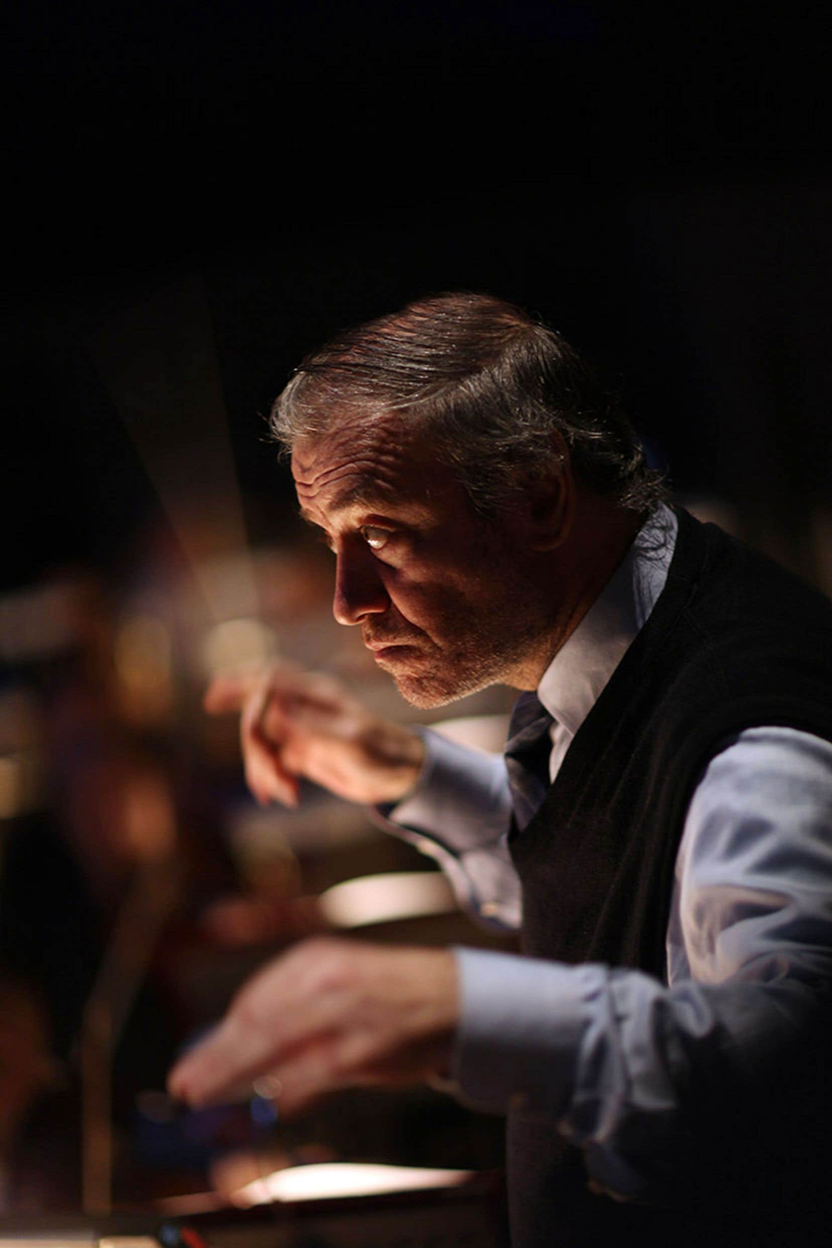 Le chef d'orchestre russe Valery Gergiev