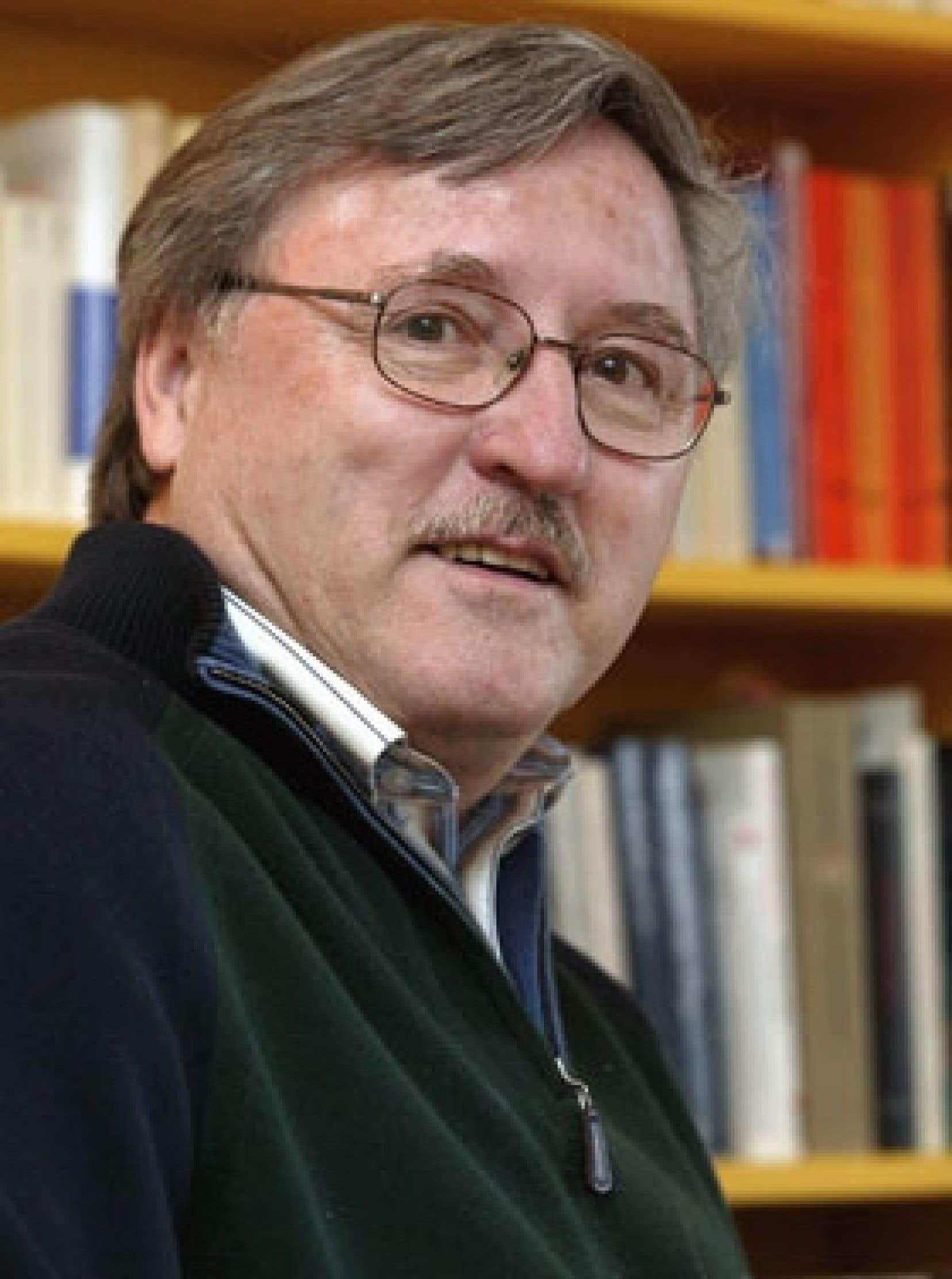 L'historien Robert Comeau