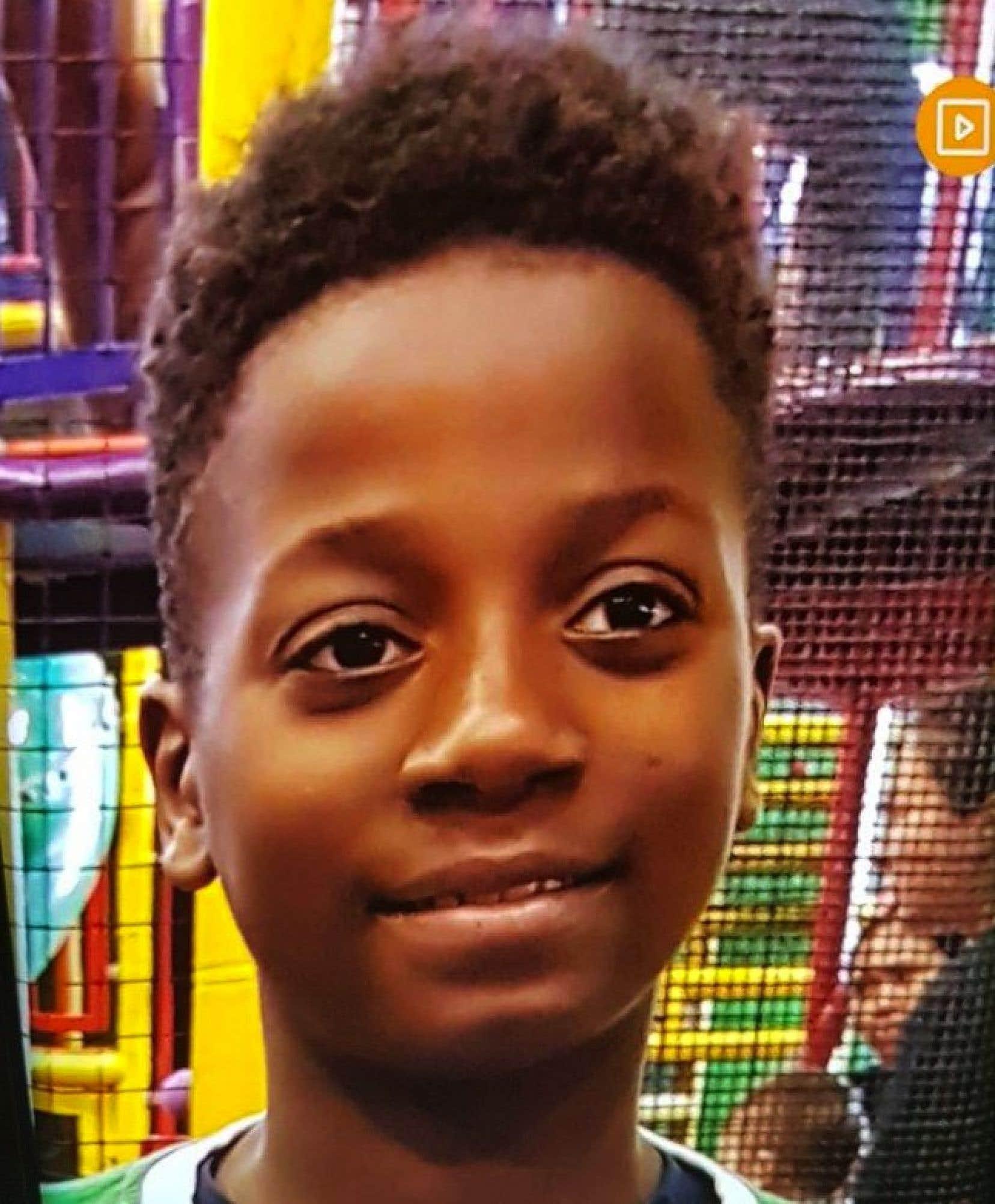 <p>Ariel Jeffrey Kouakoua quitté son domicile vers midi lundi pour aller chez un ami, mais il n'a pas été aperçu depuis.</p>