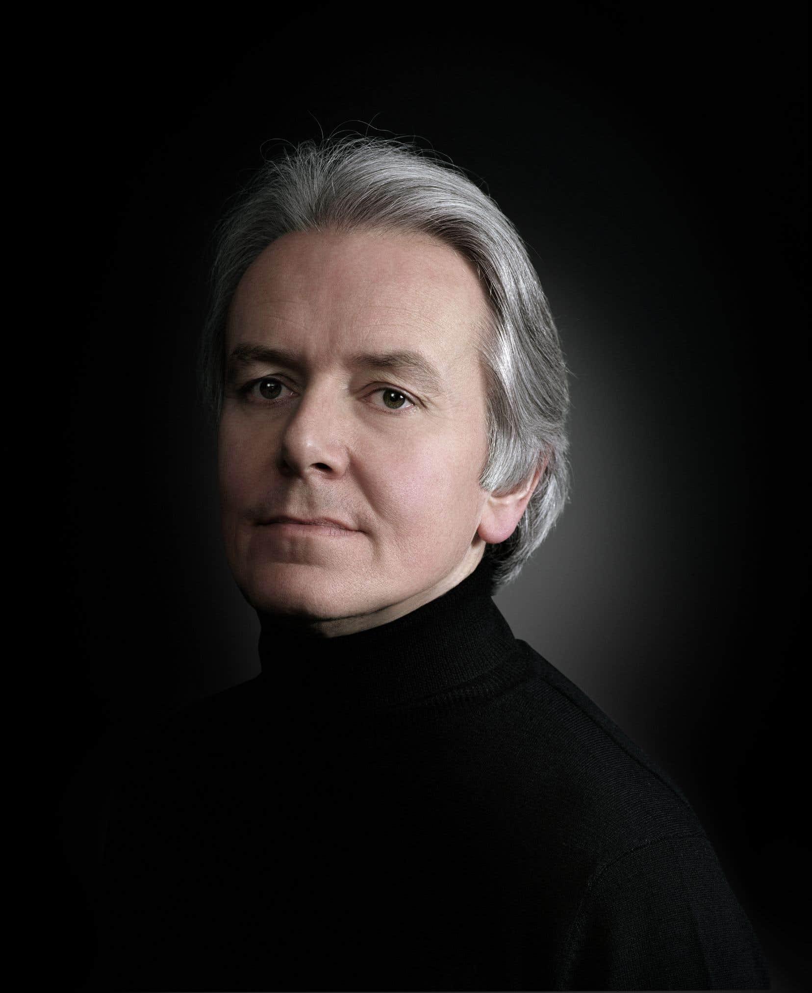 Le pianiste Christian Blackshaw donnera un récital le 14 juillet à Orford Musique.